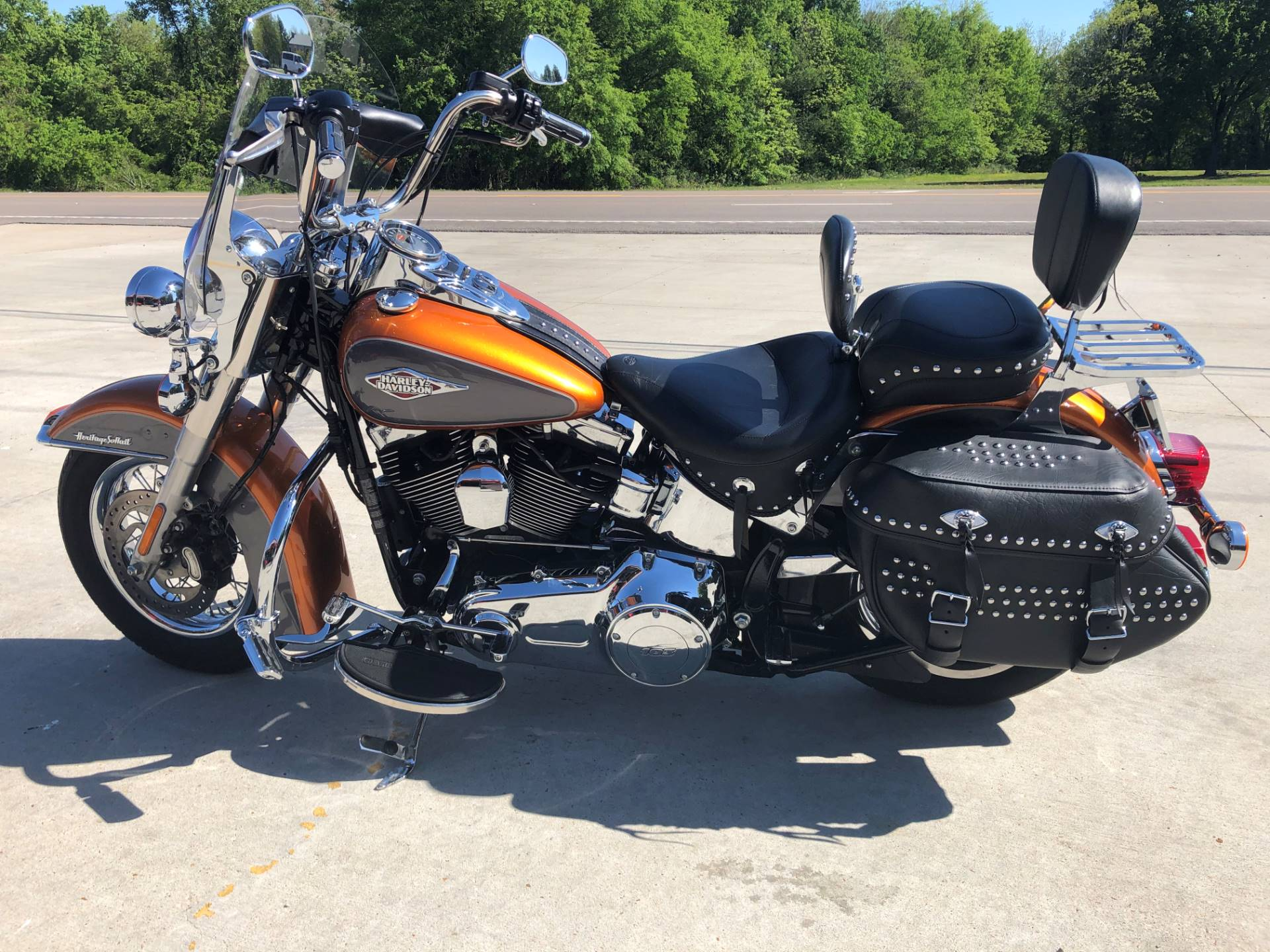 2015 Harley-Davidson Heritage Softail® Classic in Leland, Mississippi - Photo 2