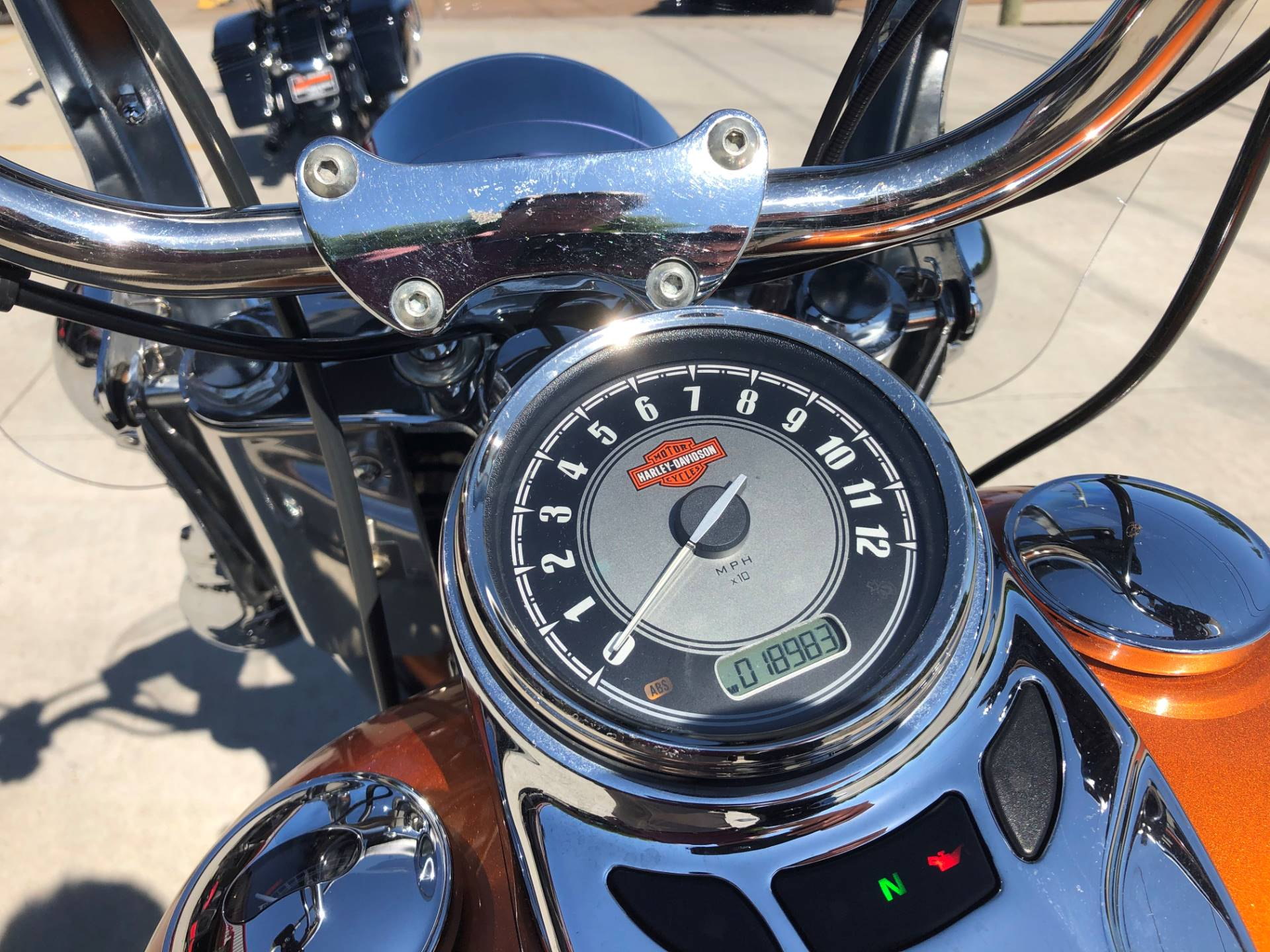 2015 Harley-Davidson Heritage Softail® Classic in Leland, Mississippi - Photo 6