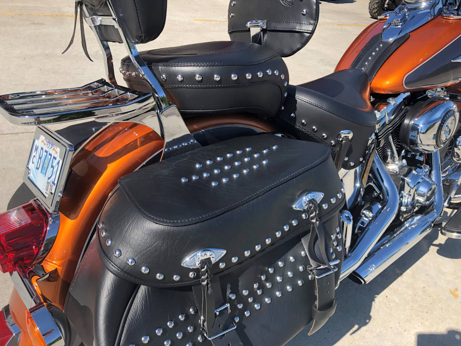 2015 Harley-Davidson Heritage Softail® Classic in Leland, Mississippi - Photo 8