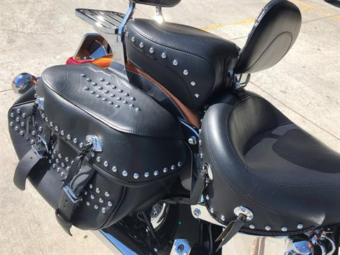 2015 Harley-Davidson Heritage Softail® Classic in Leland, Mississippi - Photo 9