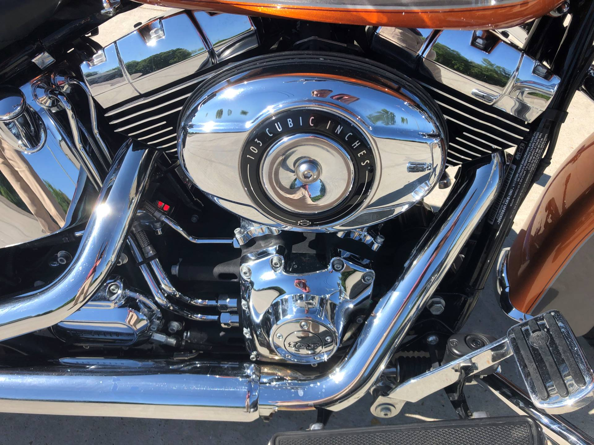 2015 Harley-Davidson Heritage Softail® Classic in Leland, Mississippi - Photo 11