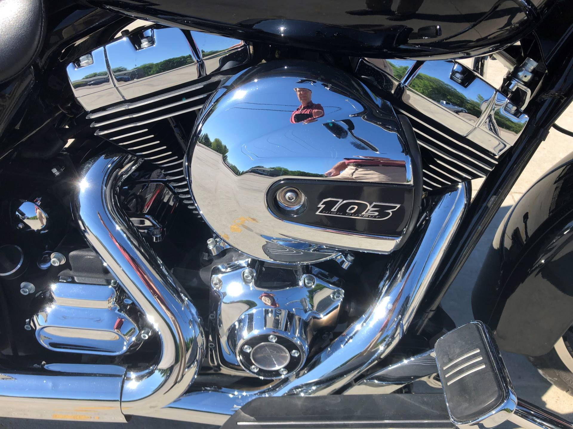 2015 Harley-Davidson Street Glide® in Leland, Mississippi - Photo 11