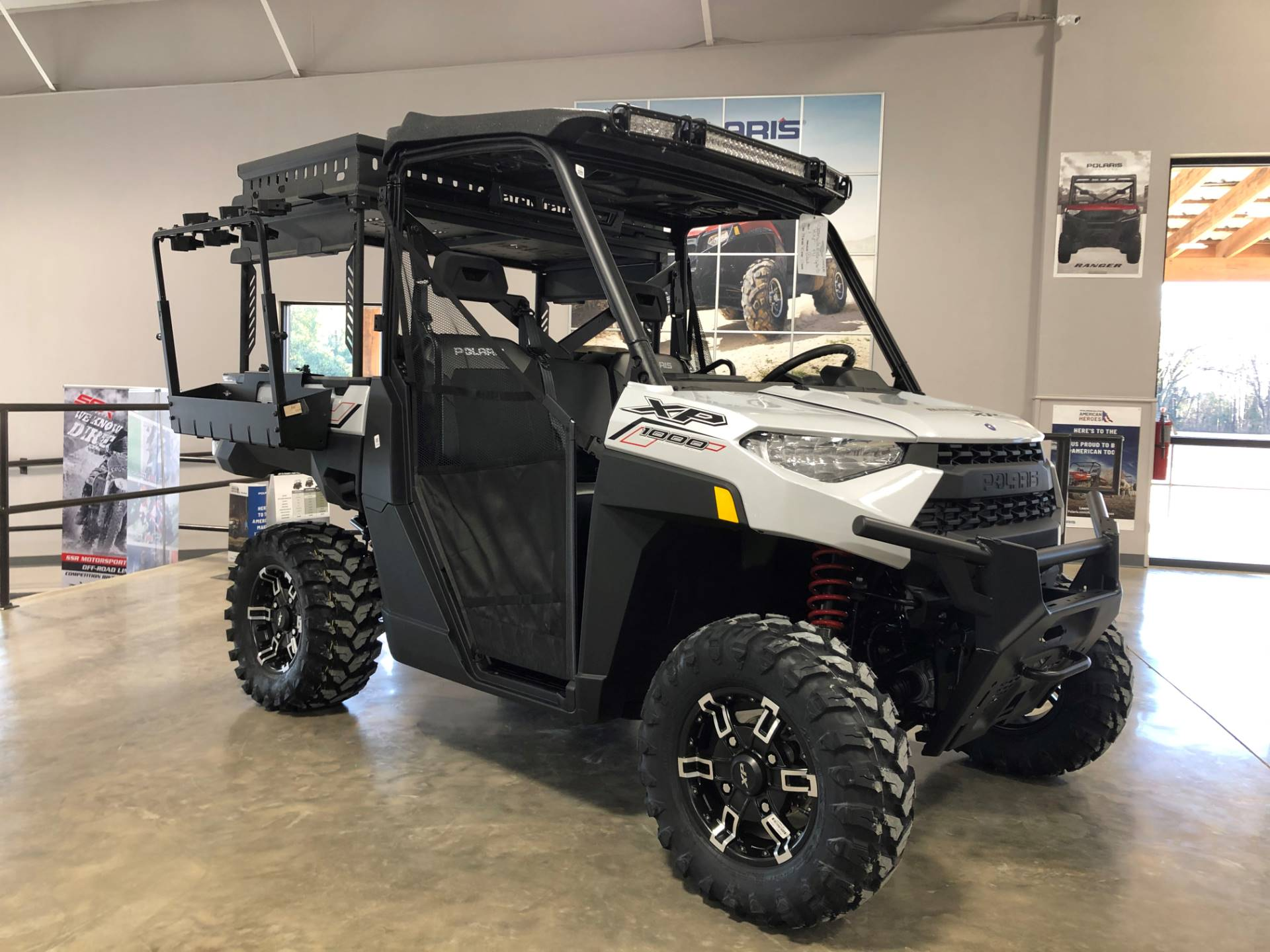 2021 Polaris Ranger XP 1000 Premium in Leland, Mississippi - Photo 1