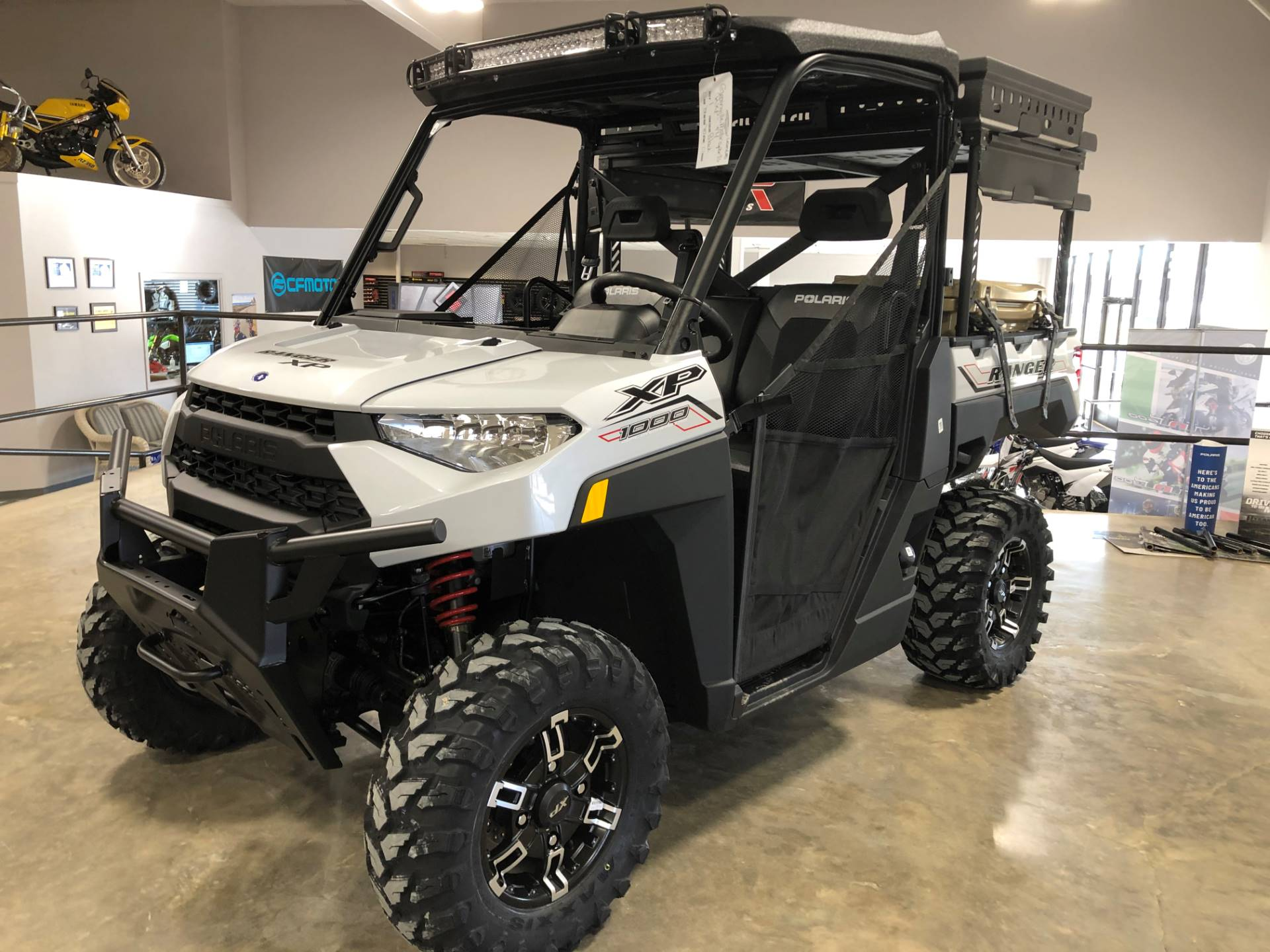 2021 Polaris Ranger XP 1000 Premium in Leland, Mississippi - Photo 2