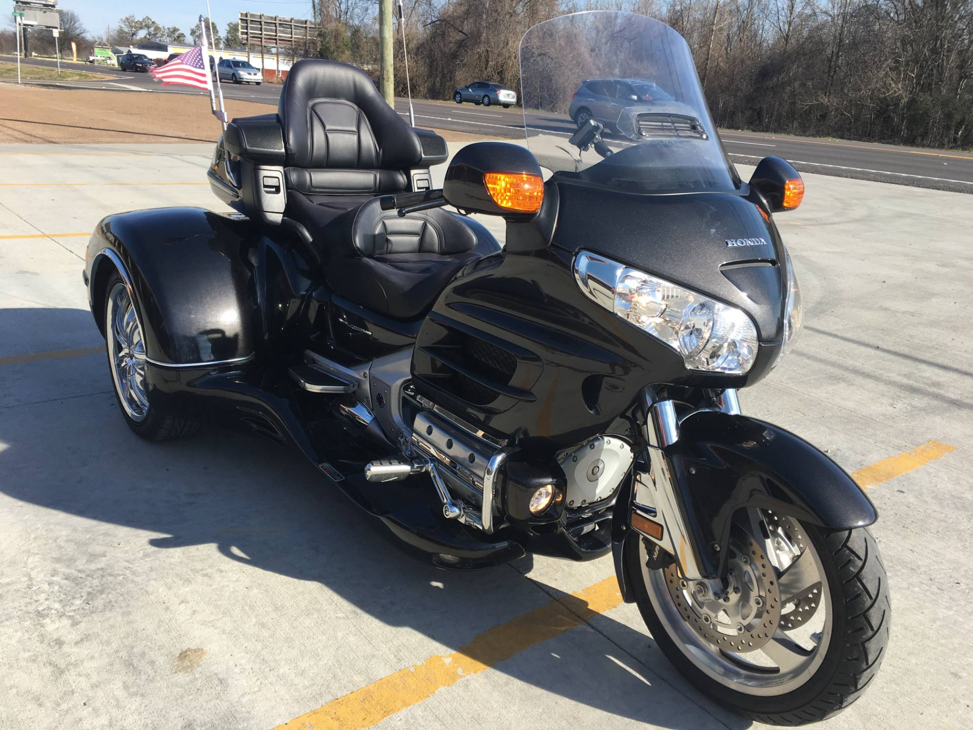 2010 Honda Gold Wing® Audio Comfort in Leland, Mississippi