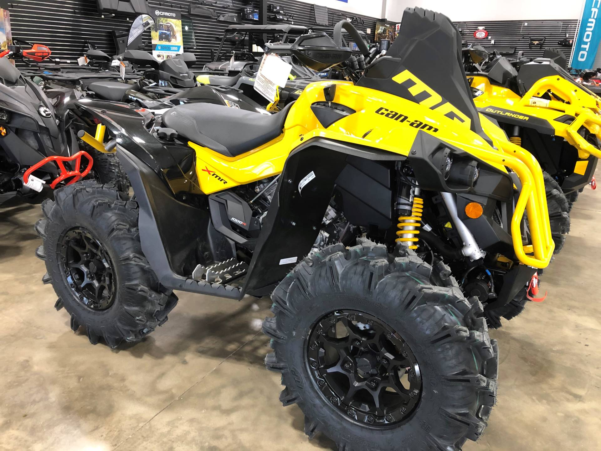2021 Can-Am Renegade X MR 1000R with Visco-4Lok in Leland, Mississippi - Photo 2