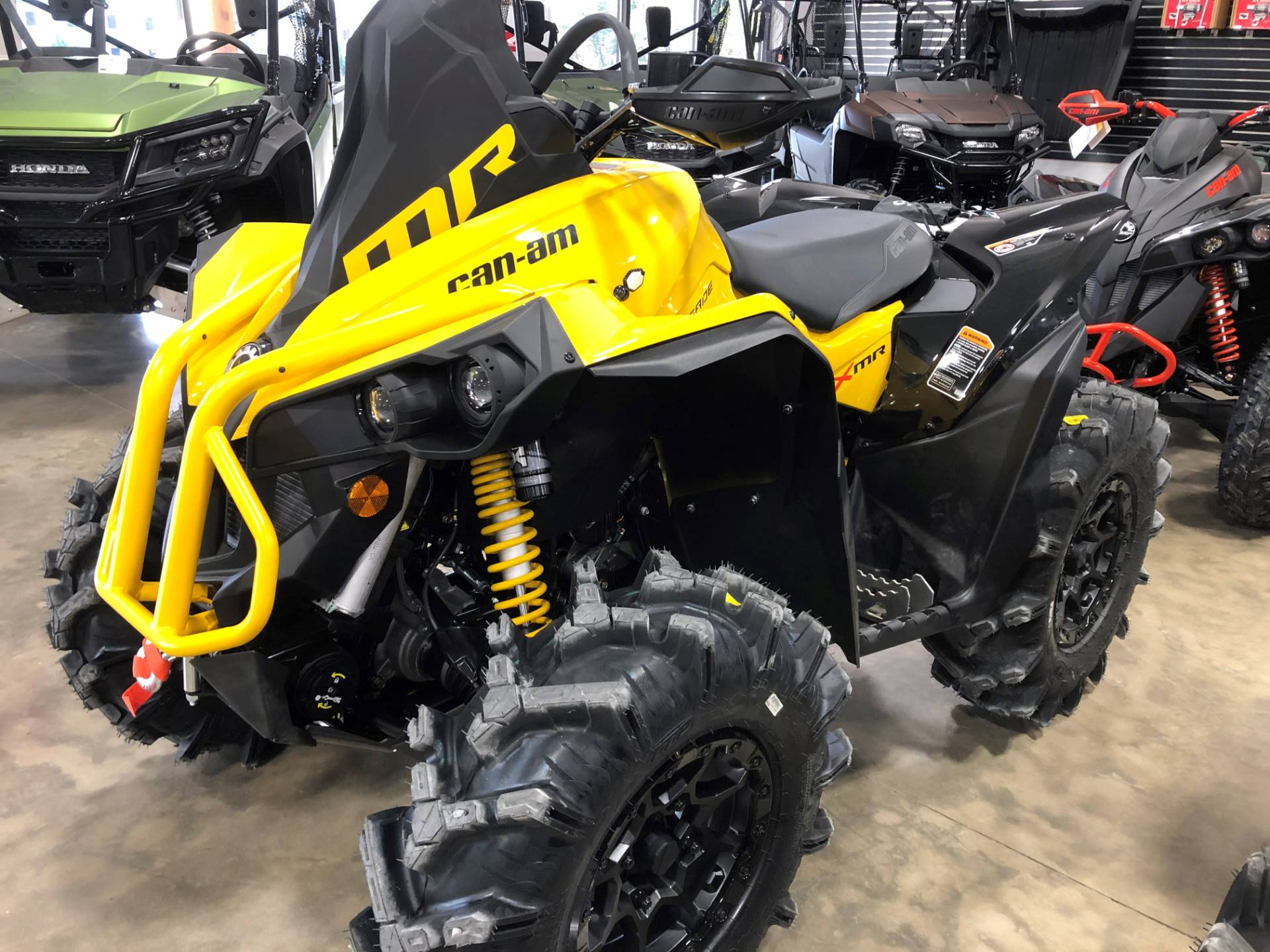 2021 Can-Am Renegade X MR 1000R with Visco-4Lok in Leland, Mississippi - Photo 1