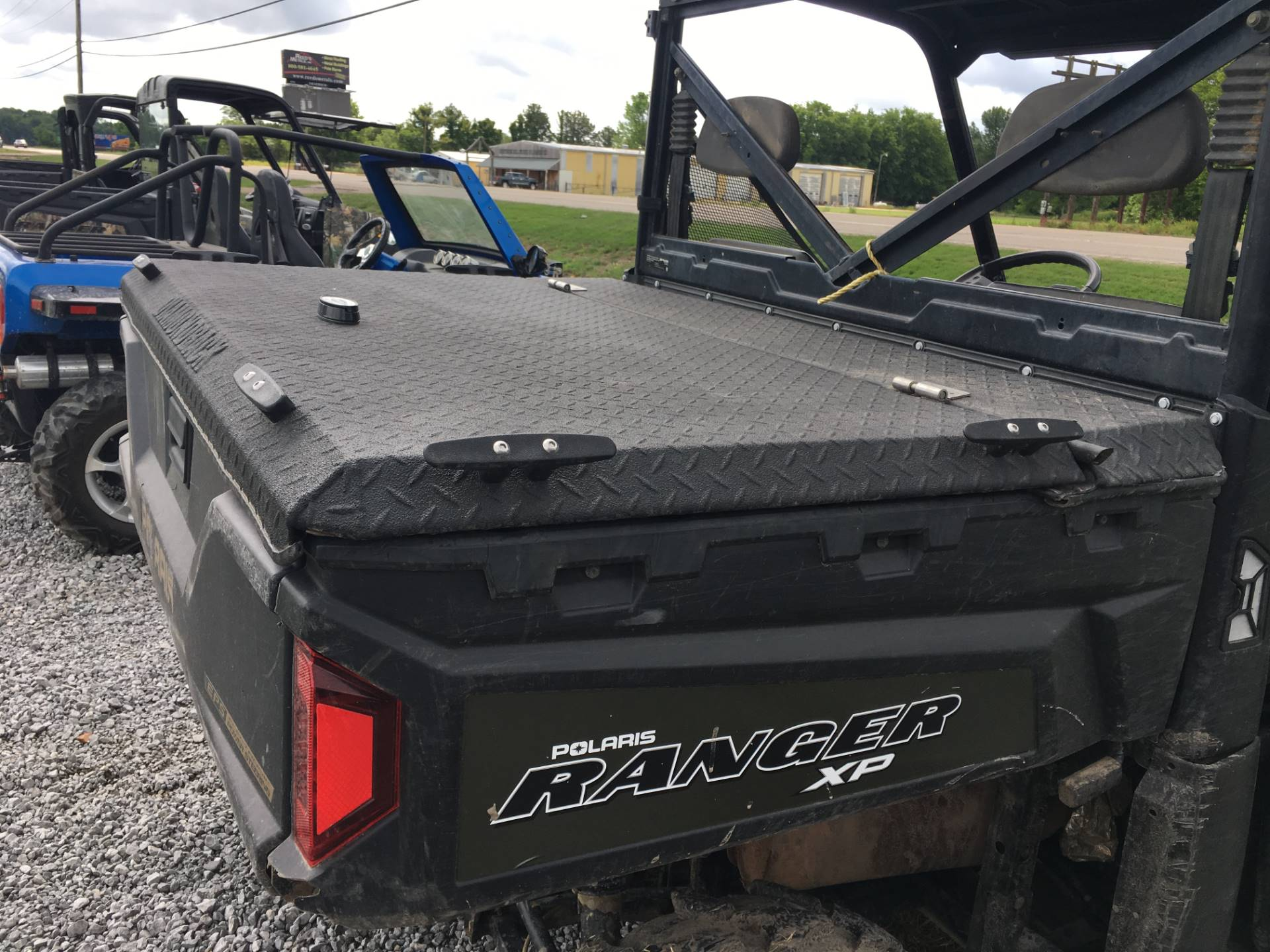 2013 Polaris Ranger XP® 900 EPS Browning® LE in Leland, Mississippi