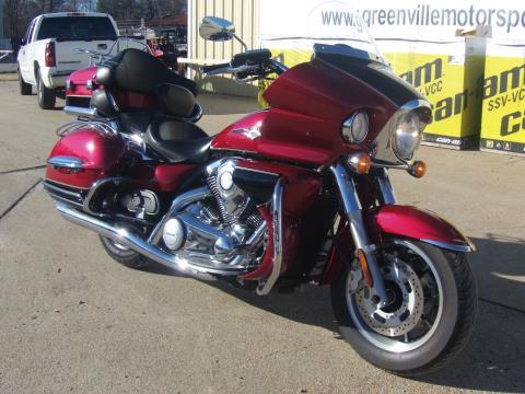 2010 Kawasaki Vulcan® 1700 Voyager® in Leland, Mississippi