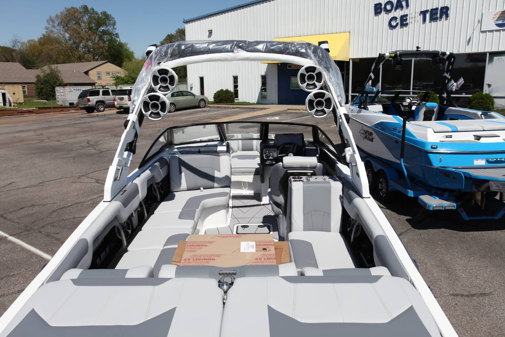 2019 Malibu Wakesetter 25 LSV in Memphis, Tennessee - Photo 9