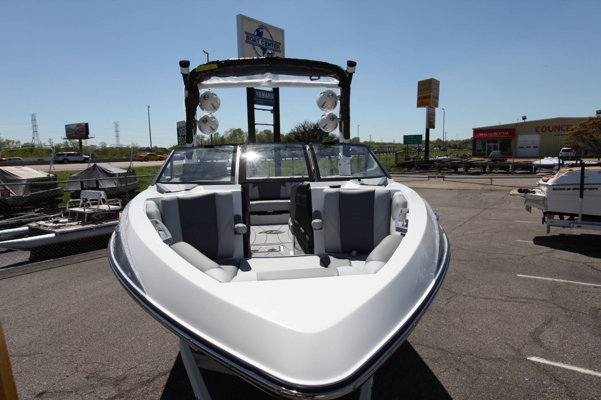 2019 Malibu Wakesetter 25 LSV in Memphis, Tennessee - Photo 4