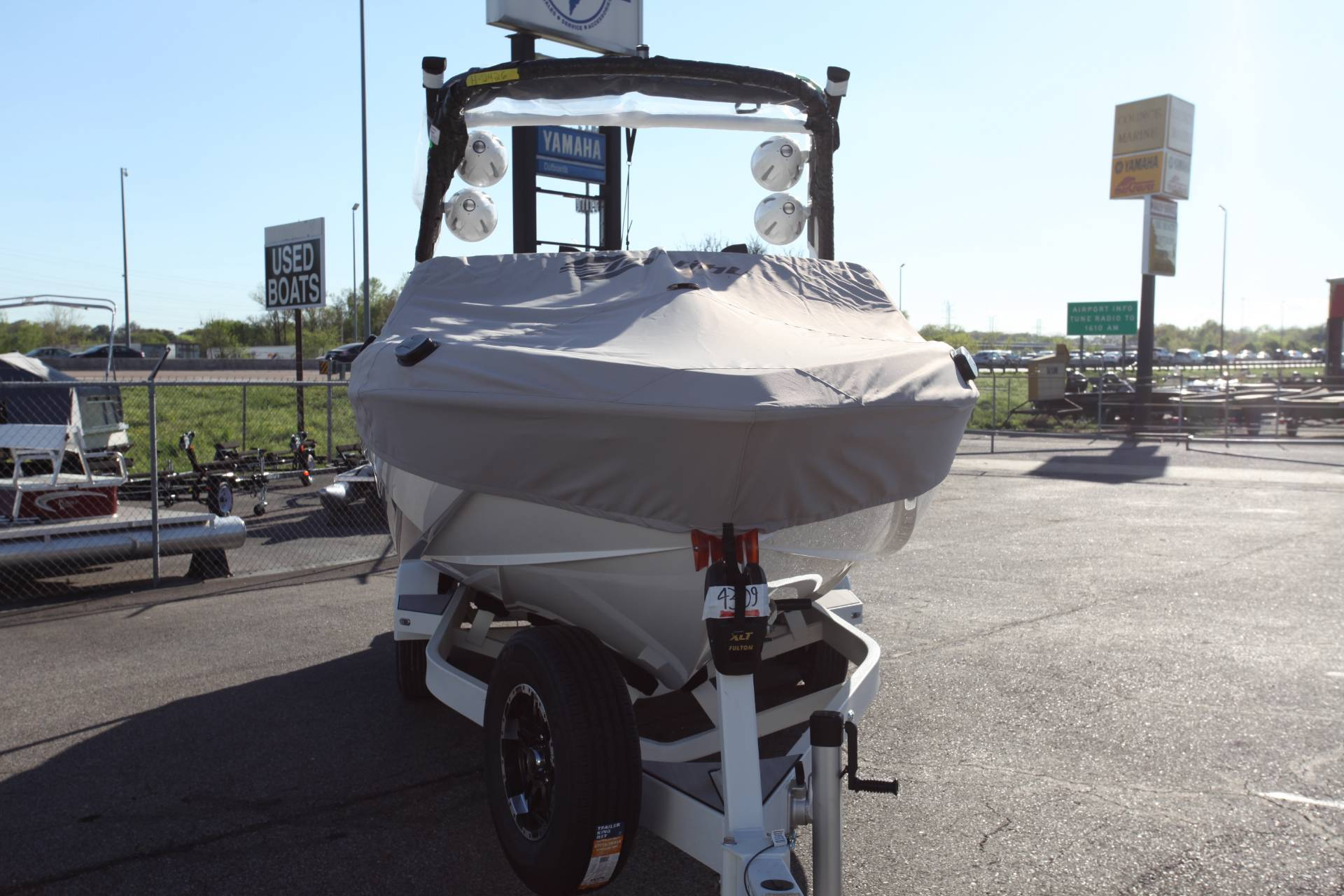 2019 Malibu Wakesetter 25 LSV in Memphis, Tennessee - Photo 50