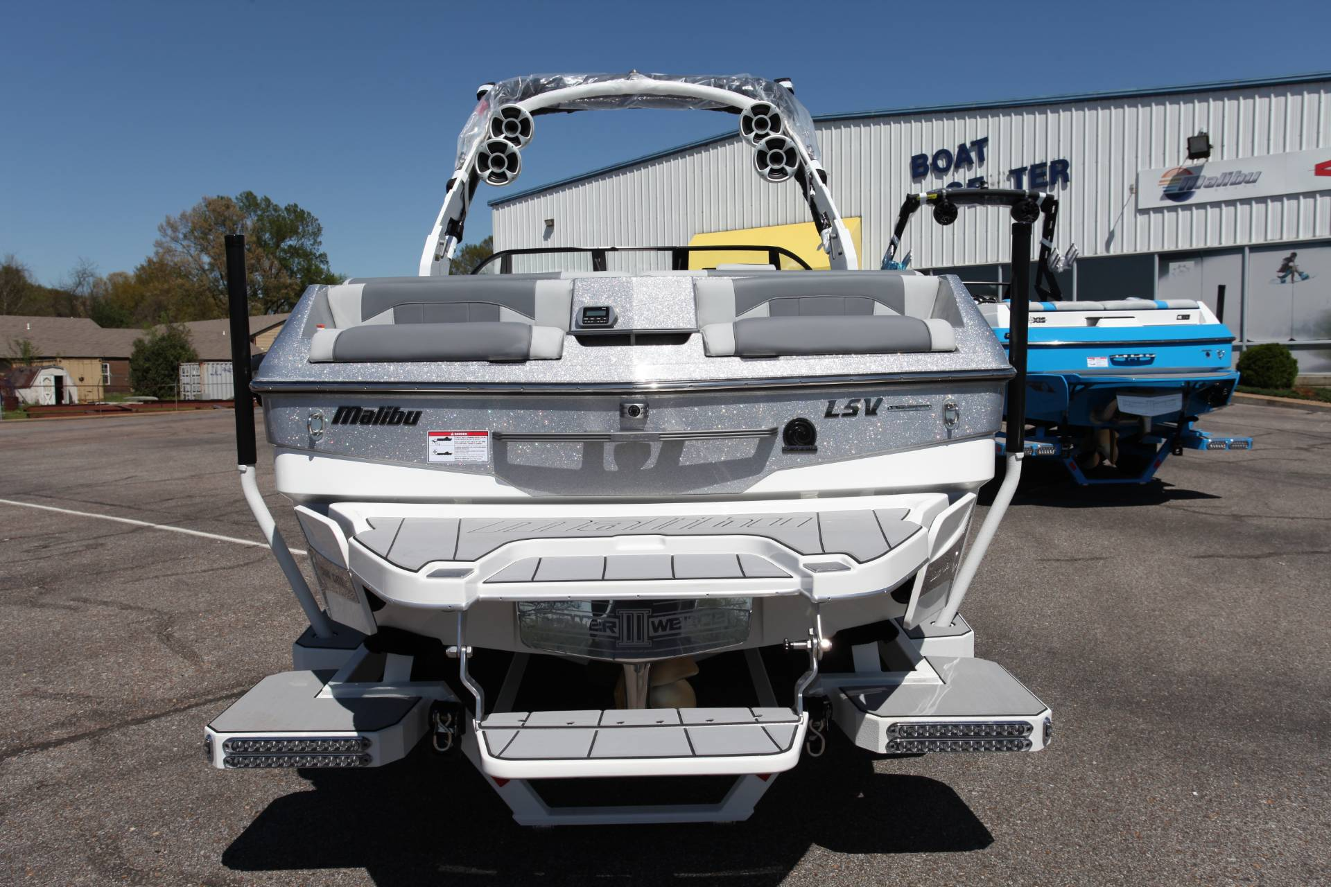 2019 Malibu Wakesetter 25 LSV in Memphis, Tennessee - Photo 10