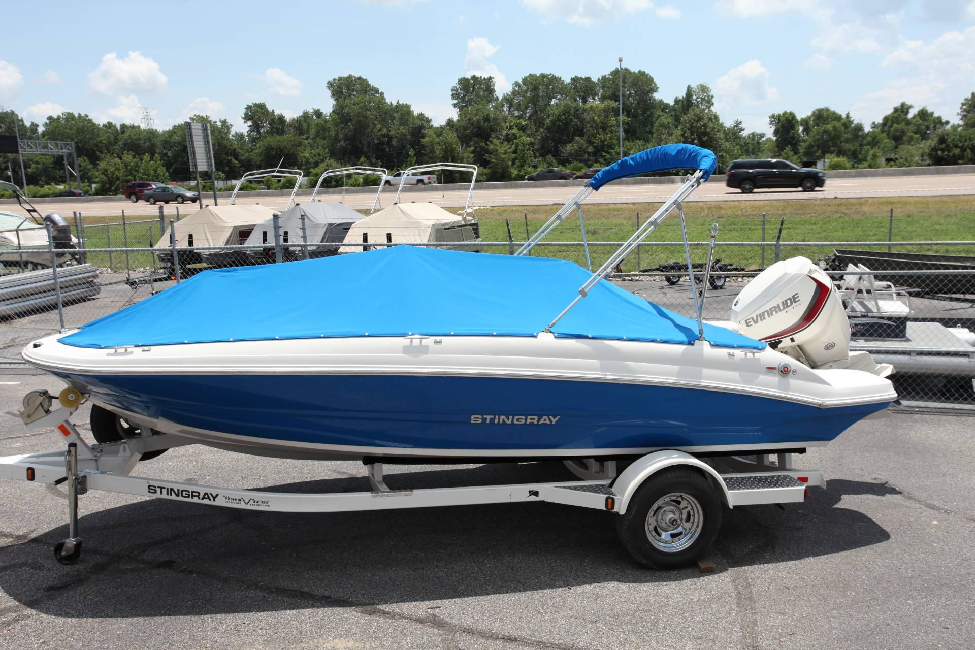 2019 Stingray 182 SC in Memphis, Tennessee - Photo 21