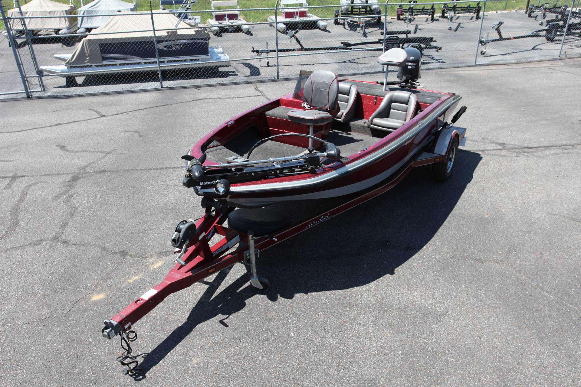2006 Aries Marine 167C Bass in Memphis, Tennessee