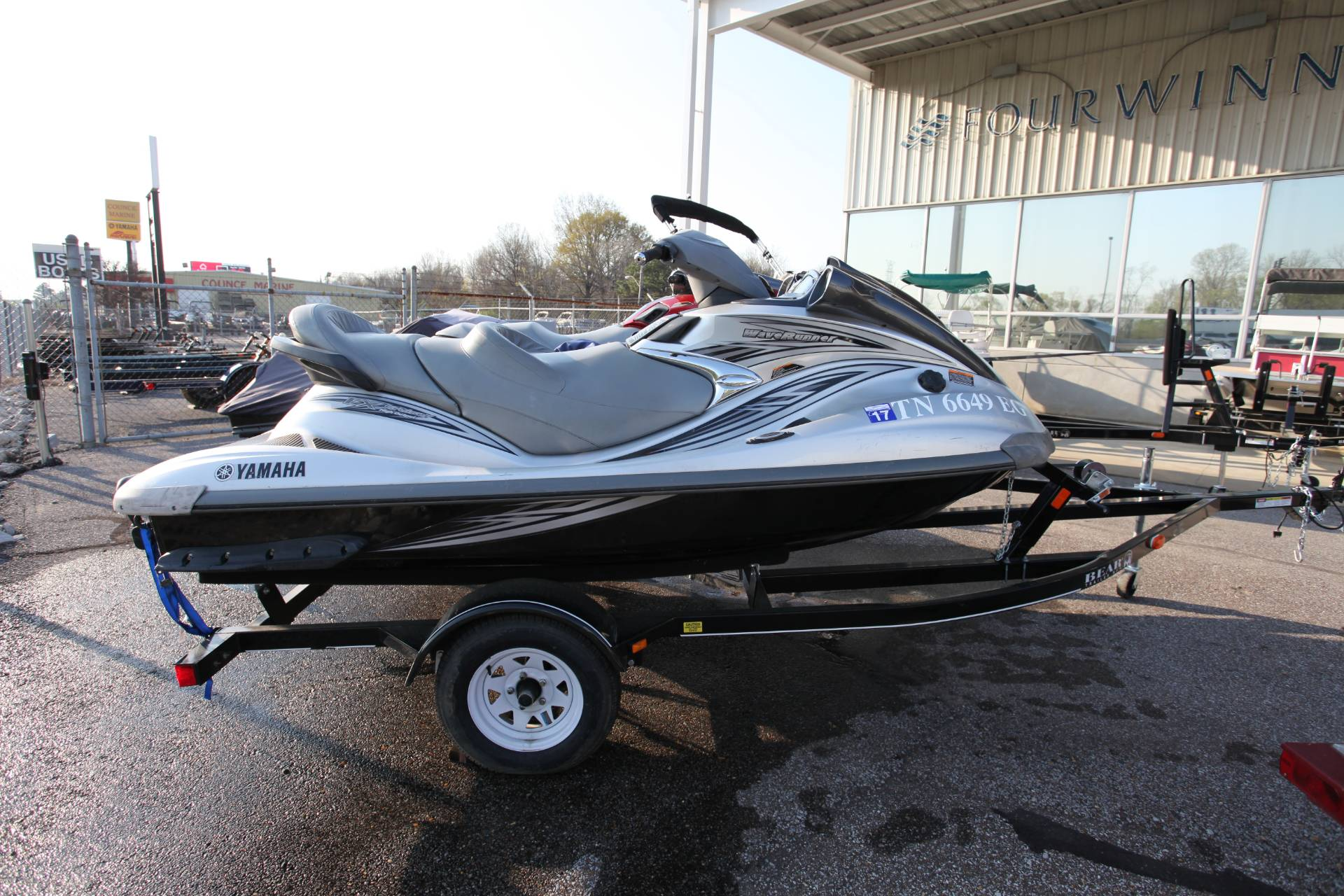 2007 Yamaha FX Cruiser® High Output in Memphis, Tennessee