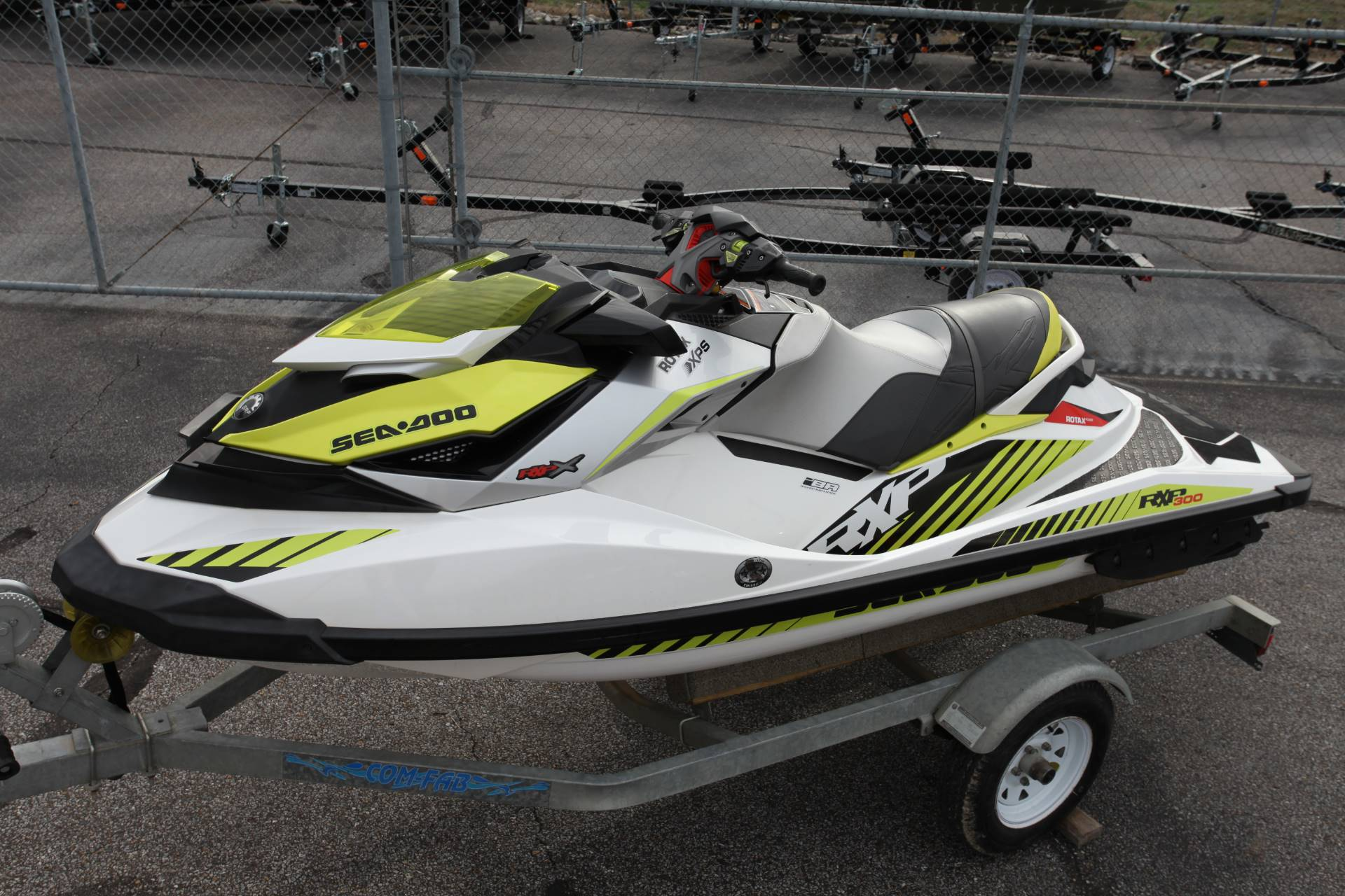2017 Sea-Doo RXP-X 300 in Memphis, Tennessee - Photo 1
