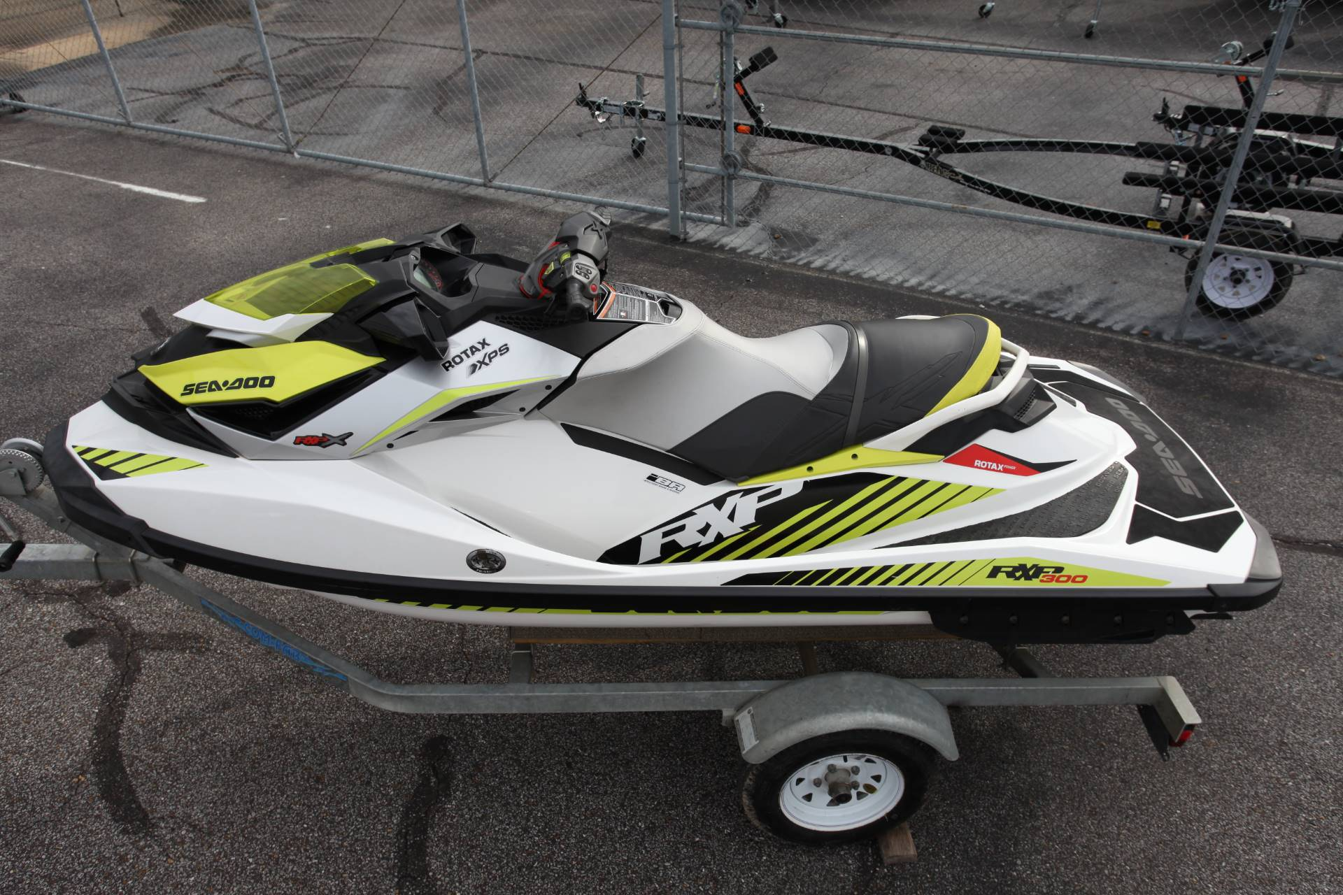 2017 Sea-Doo RXP-X 300 in Memphis, Tennessee - Photo 7