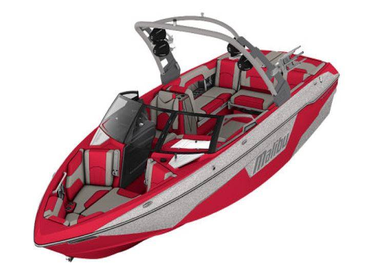 2020 Malibu Wakesetter 25 LSV in Memphis, Tennessee - Photo 1