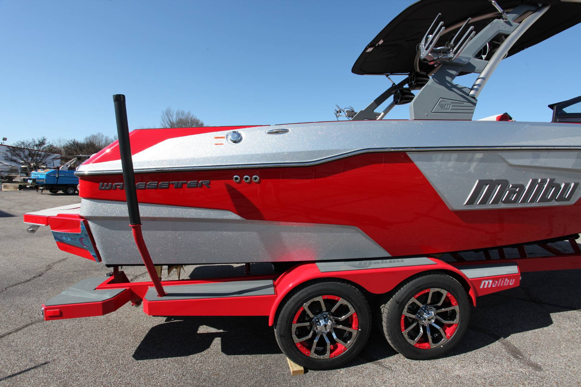2020 Malibu Wakesetter 25 LSV in Memphis, Tennessee - Photo 10