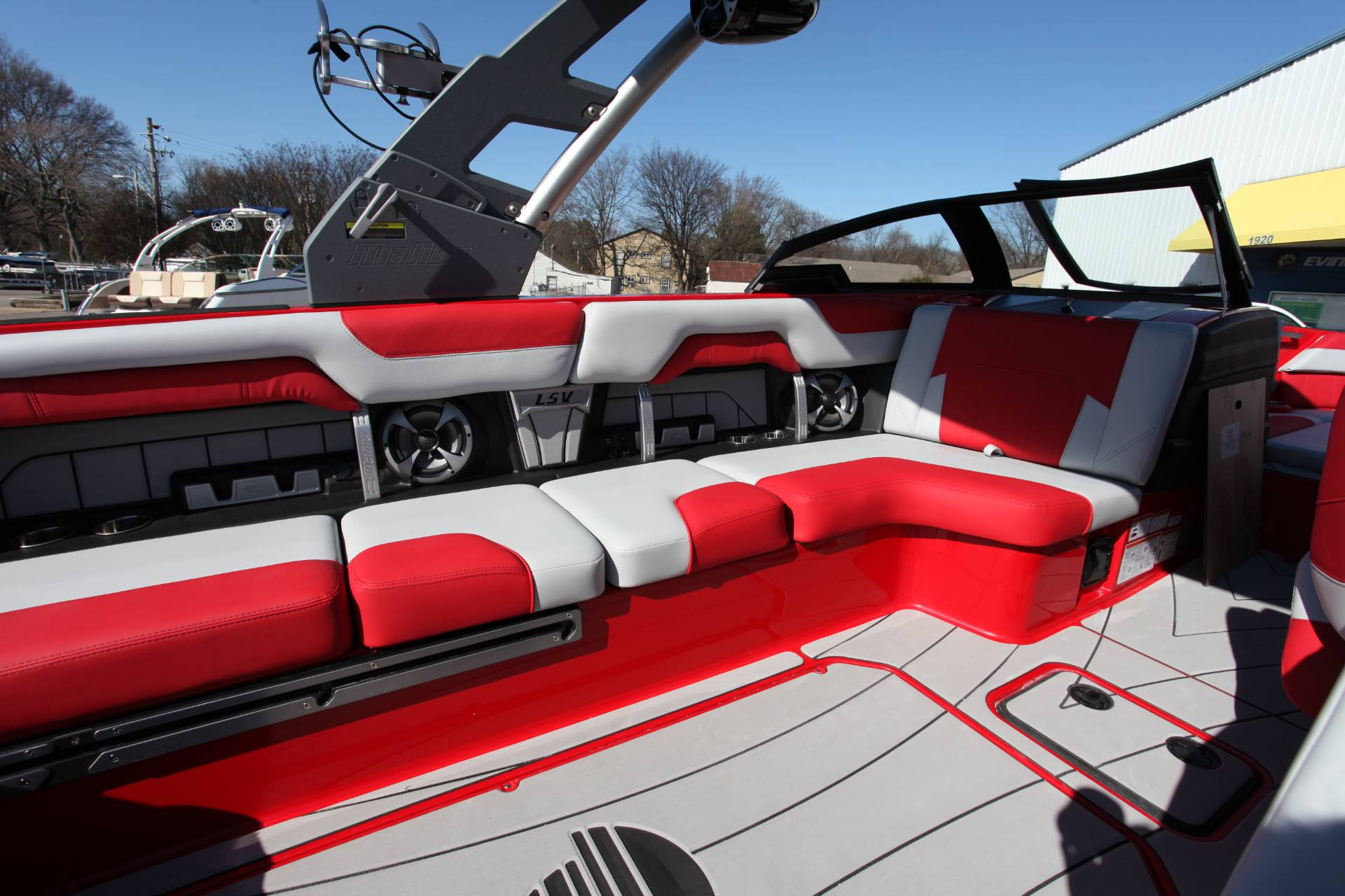 2020 Malibu Wakesetter 25 LSV in Memphis, Tennessee - Photo 34