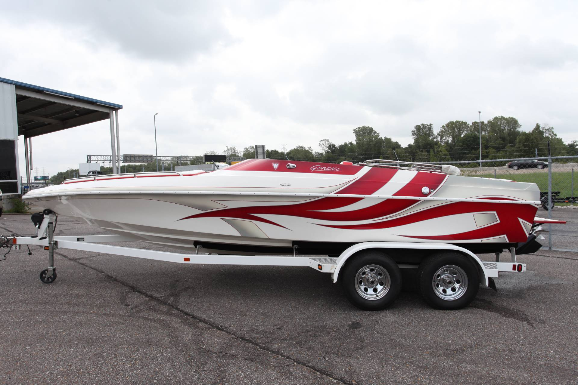 2011 Genesis Power Boats 23' Xtreme in Memphis, Tennessee - Photo 2