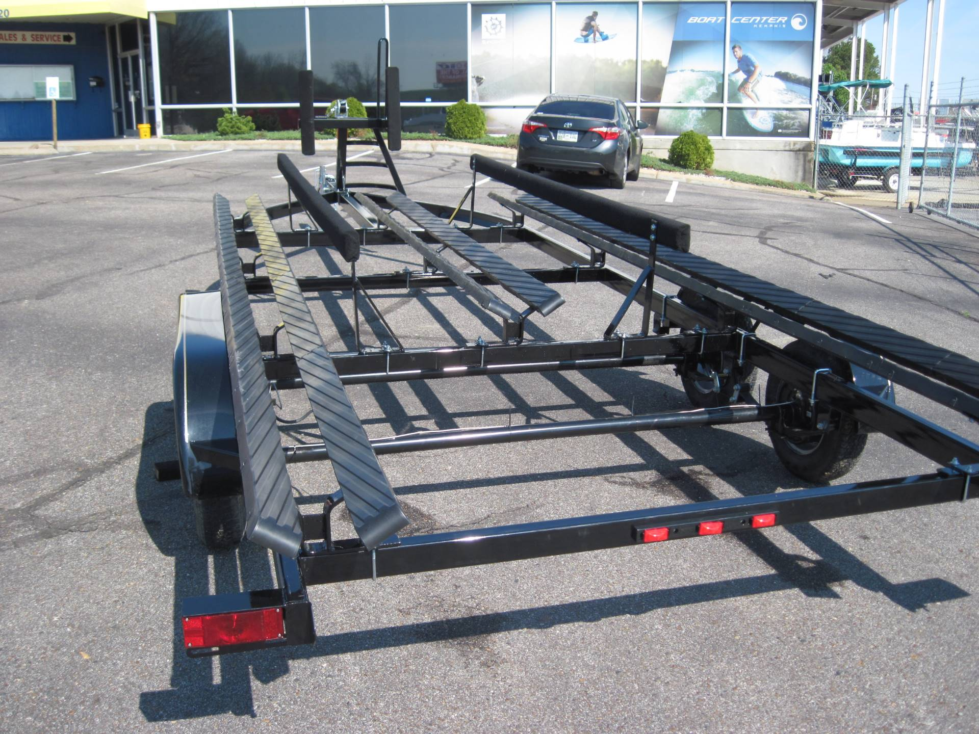 2017 Bear Trailer PB 13-23TTL-B in Memphis, Tennessee
