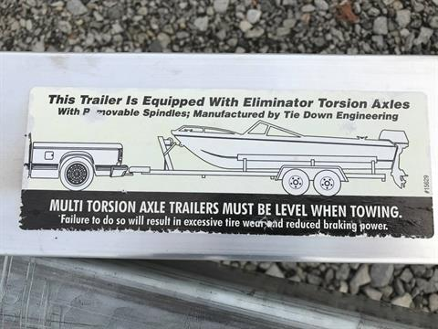 2018 Loadmaster Trailer 2628-86TD Brakes in Memphis, Tennessee