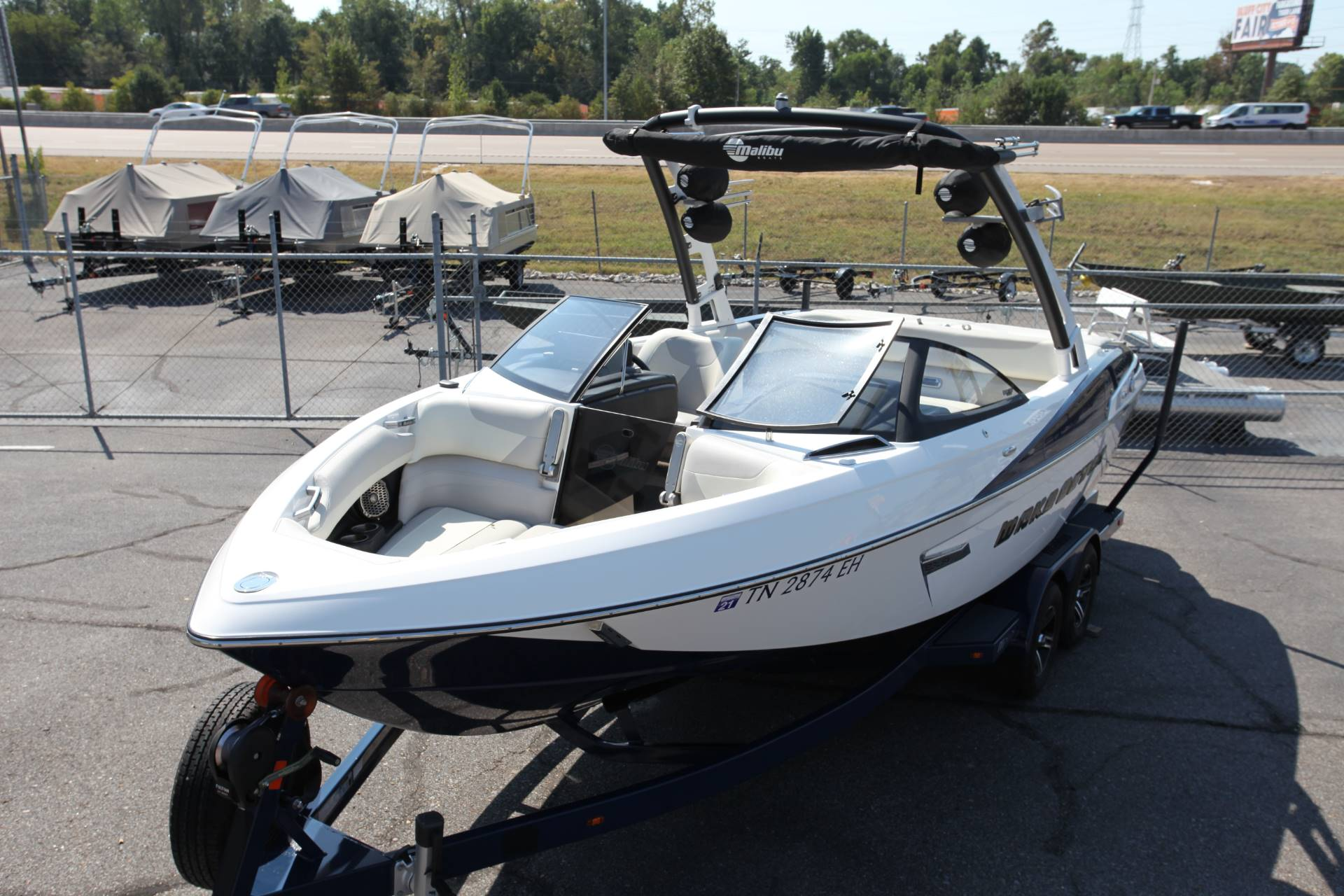 2015 Malibu Wakesetter 23 LSV in Memphis, Tennessee - Photo 3