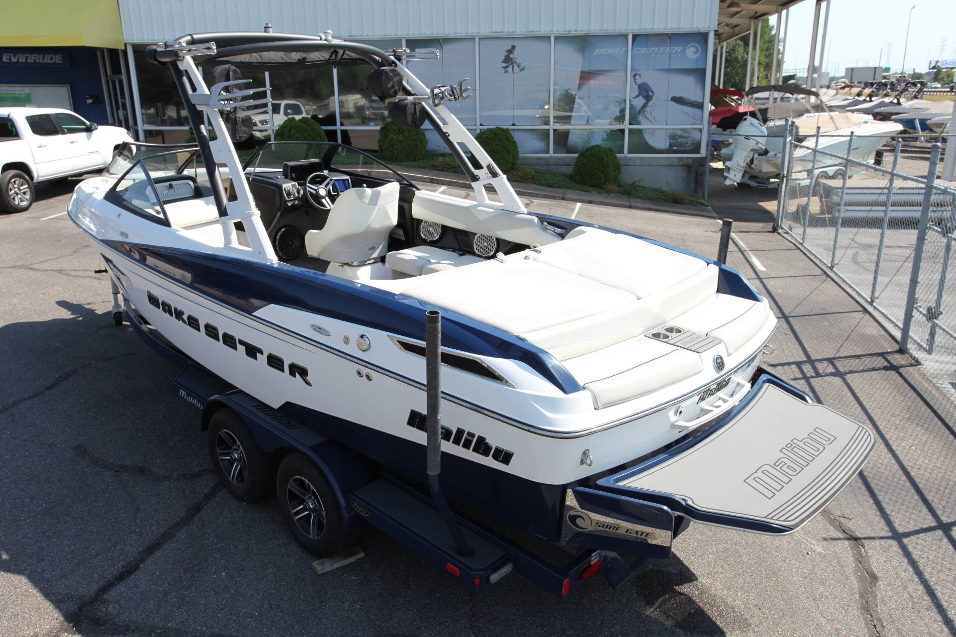 2015 Malibu Wakesetter 23 LSV in Memphis, Tennessee - Photo 4