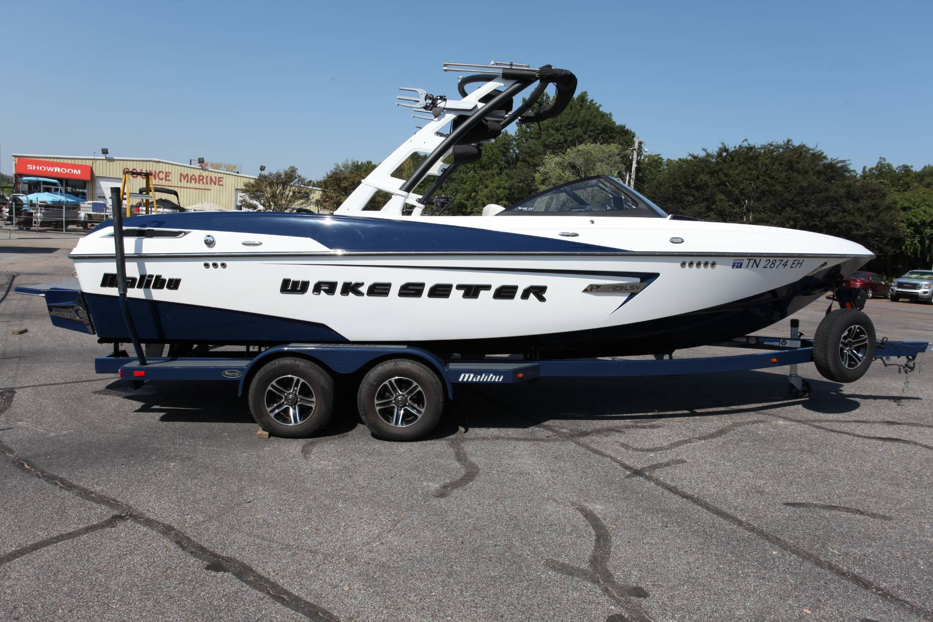 2015 Malibu Wakesetter 23 LSV in Memphis, Tennessee - Photo 1