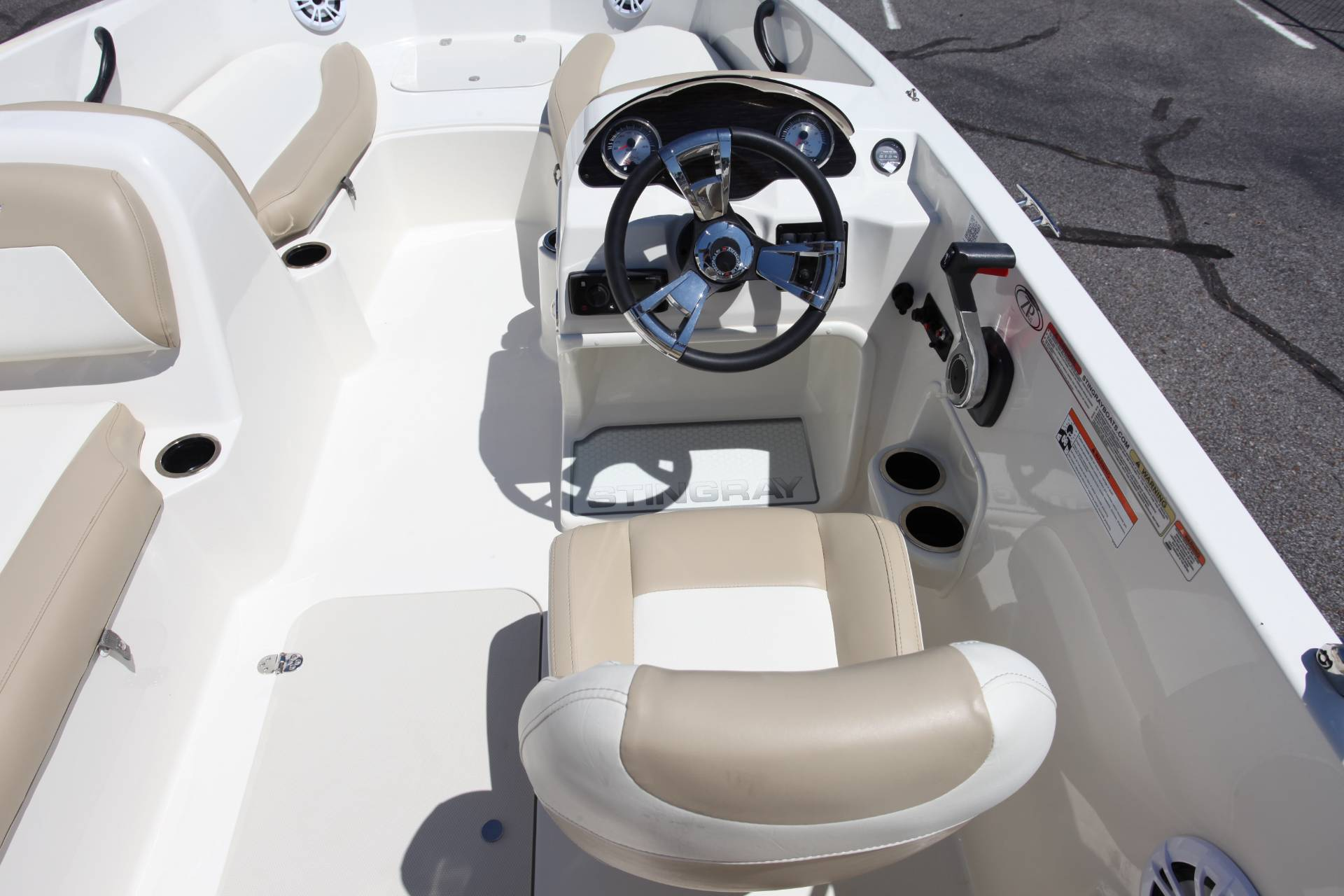 2019 Stingray 182 SC in Memphis, Tennessee - Photo 23
