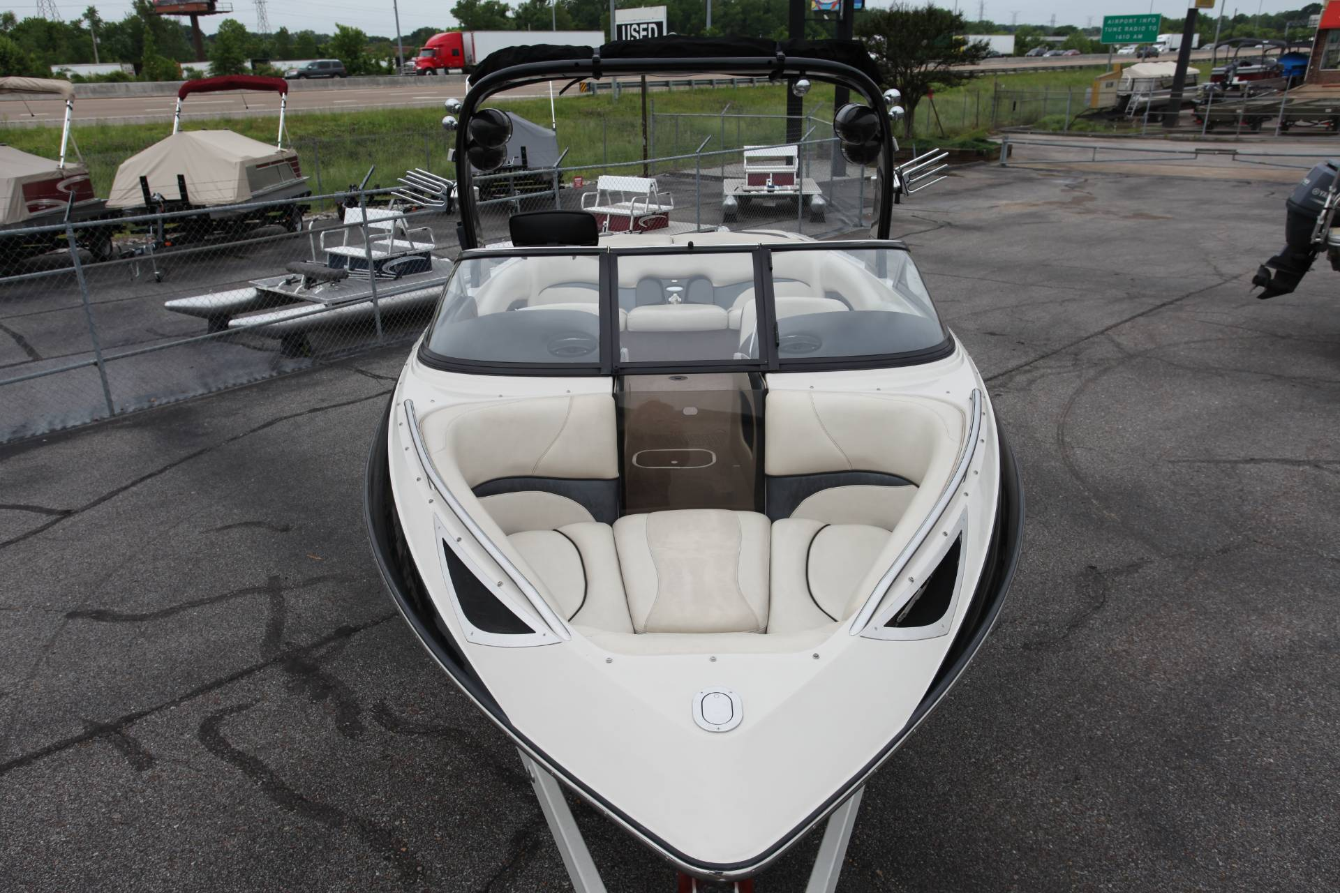 2007 Malibu Wakesetter 247 LSV in Memphis, Tennessee - Photo 5