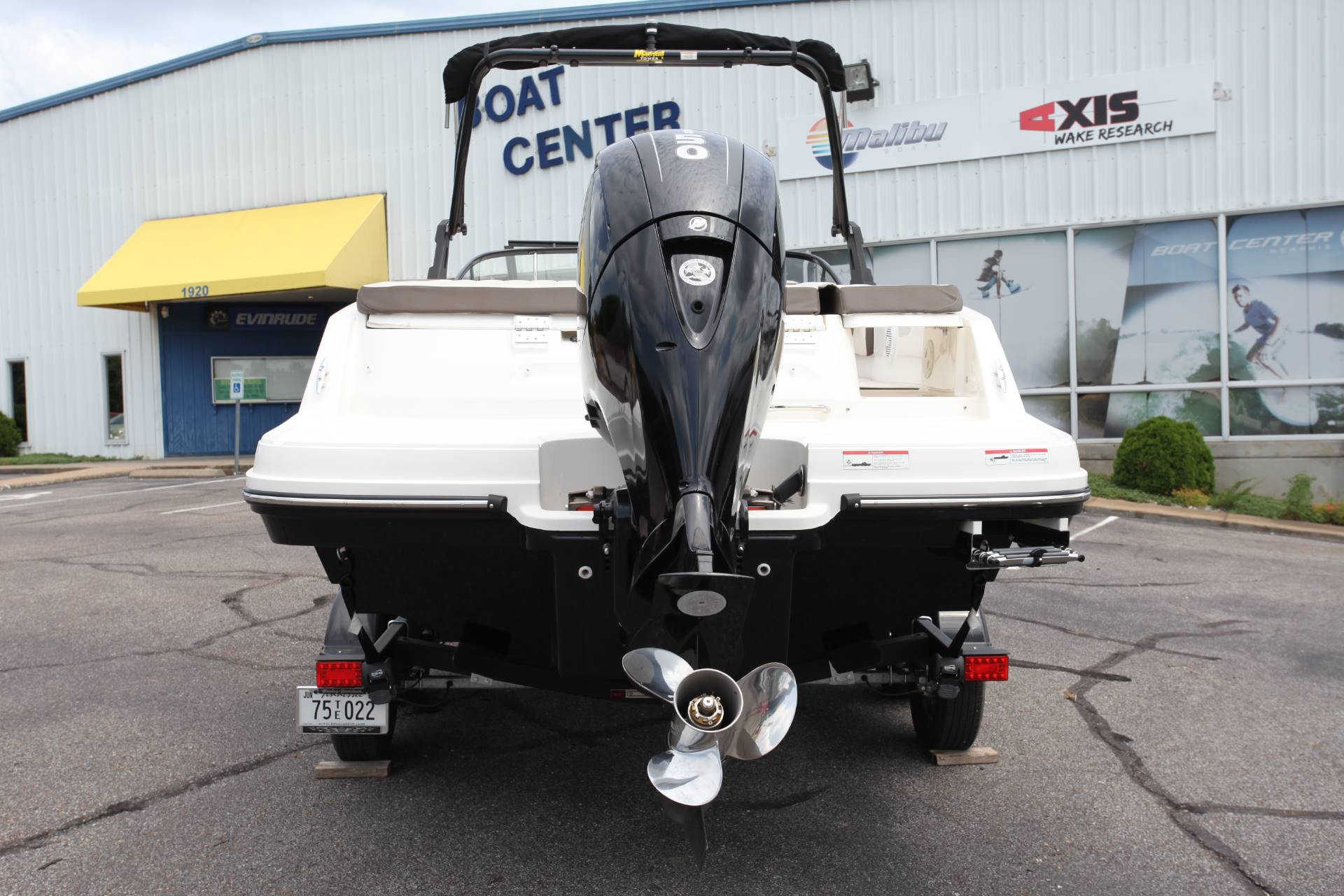 2018 Bayliner VR6 Bowrider OB in Memphis, Tennessee - Photo 13