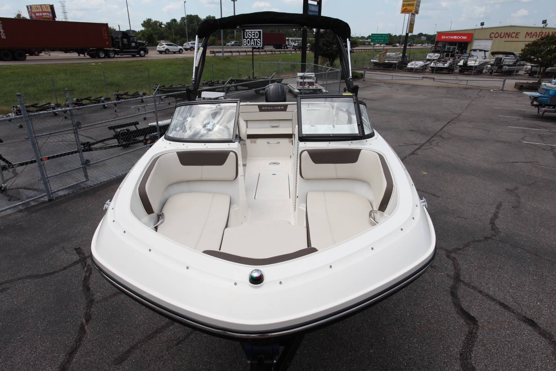 2018 Bayliner VR6 Bowrider OB in Memphis, Tennessee - Photo 14