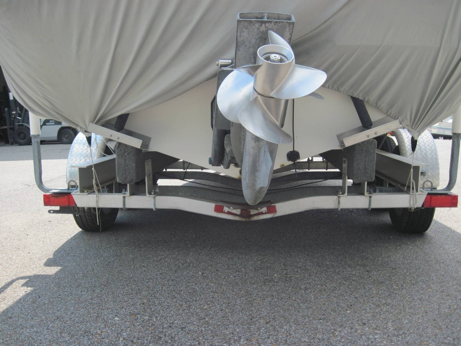 2007 Fastload Aluminum Boat Trailers, Inc. 2628TX in Memphis, Tennessee