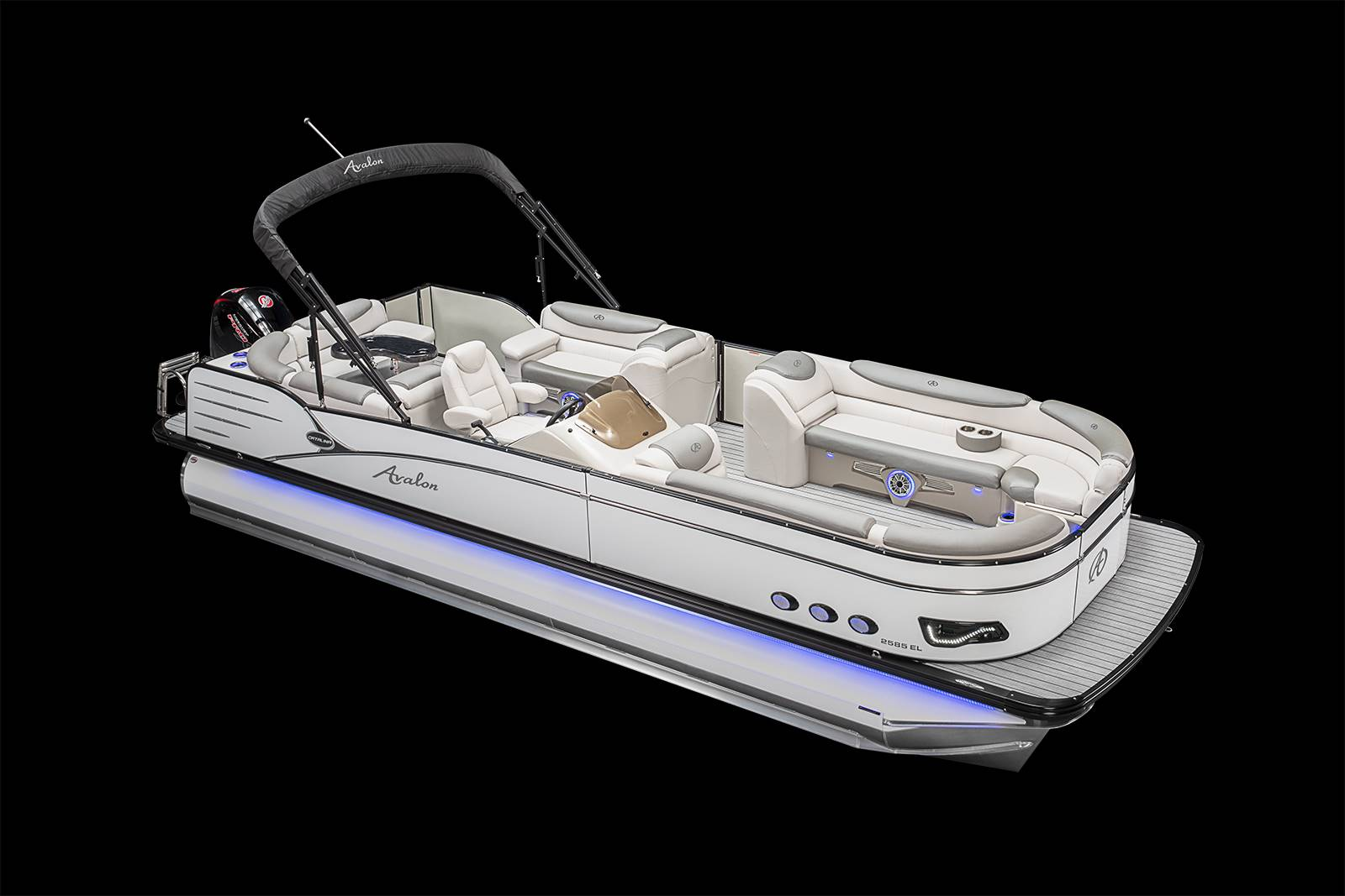 2019 Avalon CAT 2585 Elite in Memphis, Tennessee - Photo 21