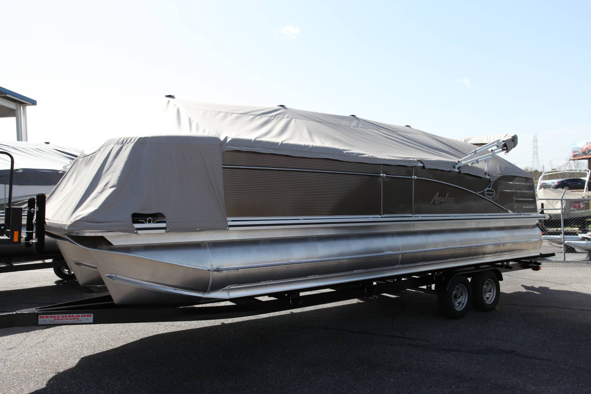 2019 Avalon CAT 2585 Elite in Memphis, Tennessee - Photo 7