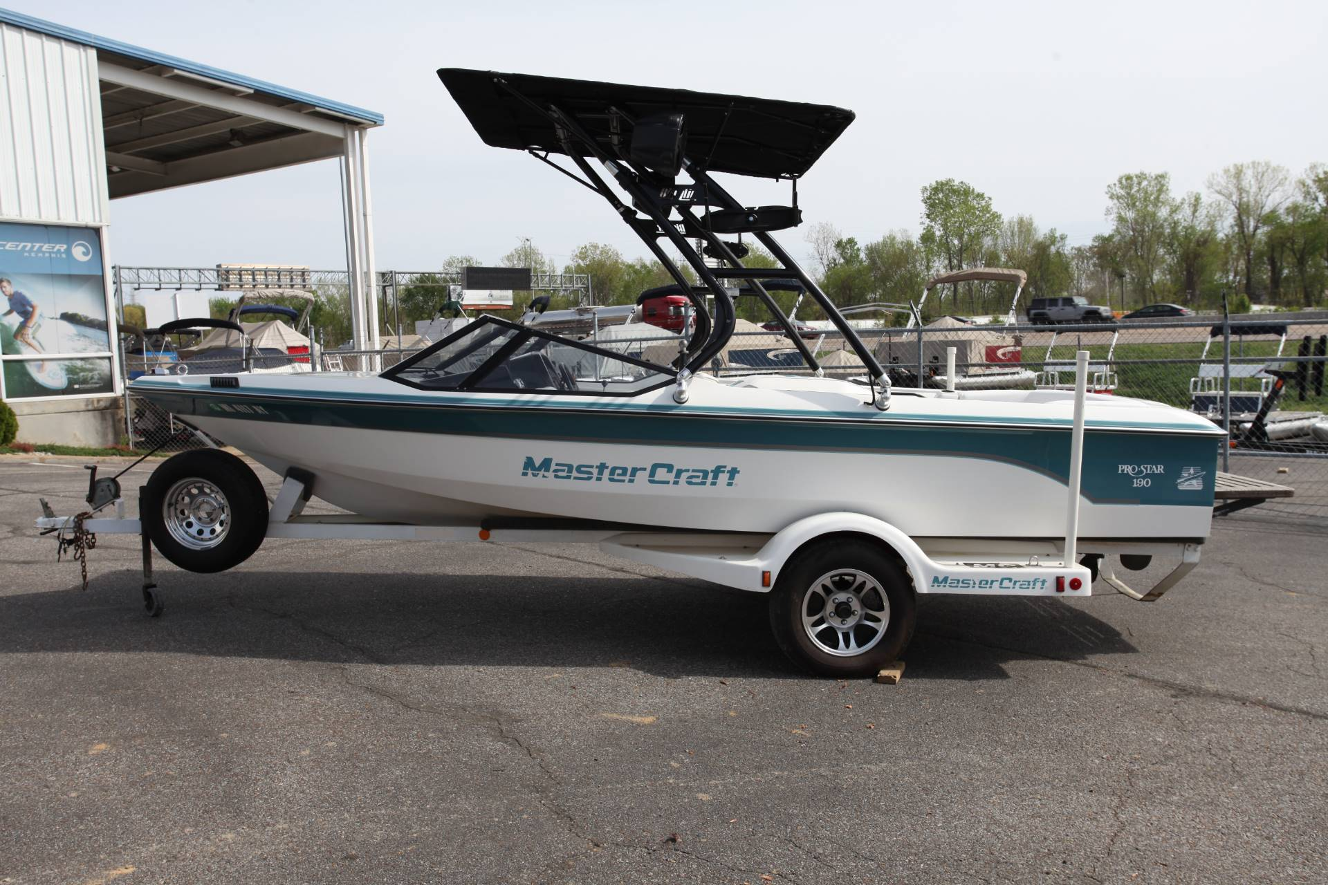 1988 Mastercraft PROSTAR 190 in Memphis, Tennessee - Photo 1