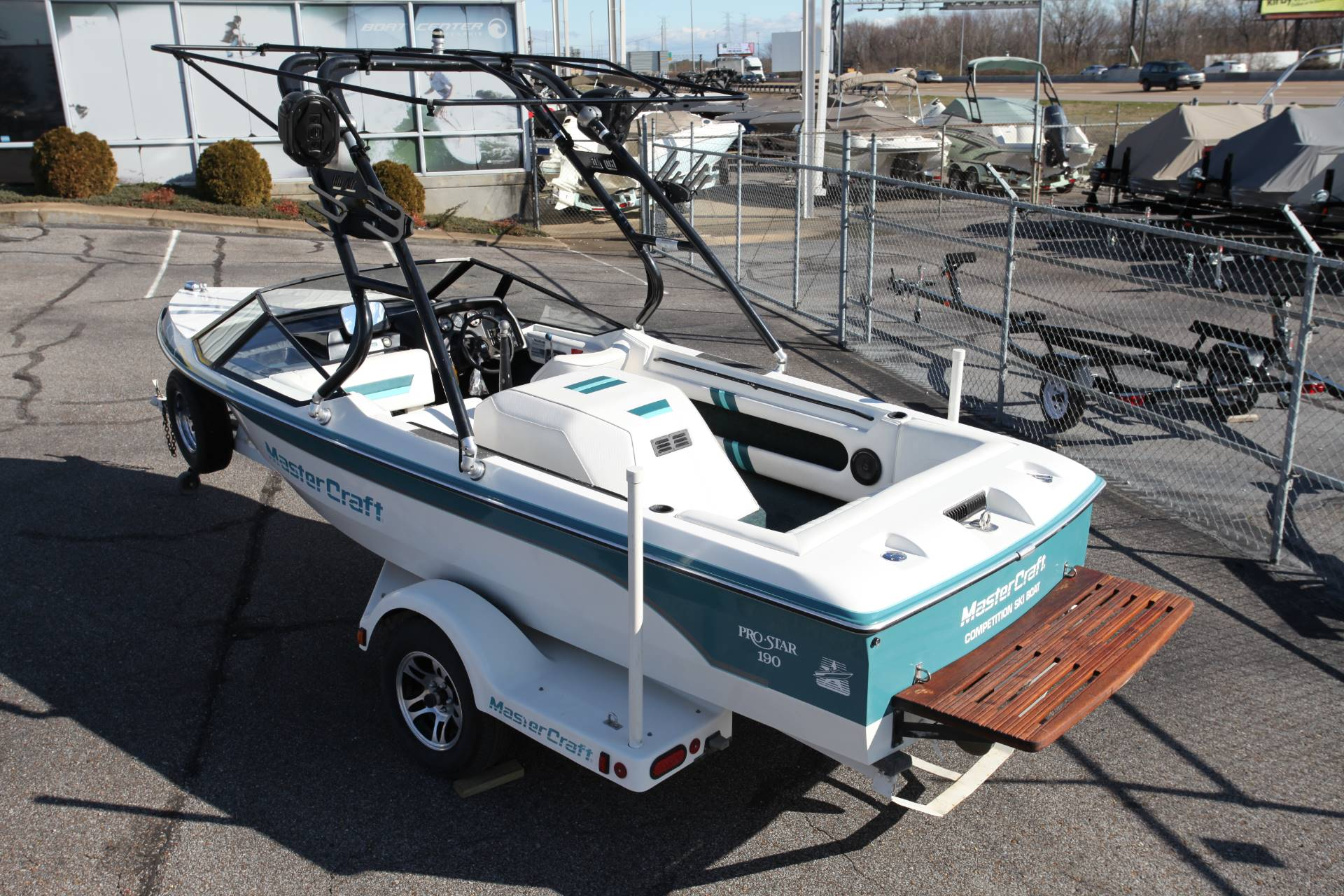 1988 Mastercraft PROSTAR 190 in Memphis, Tennessee - Photo 6
