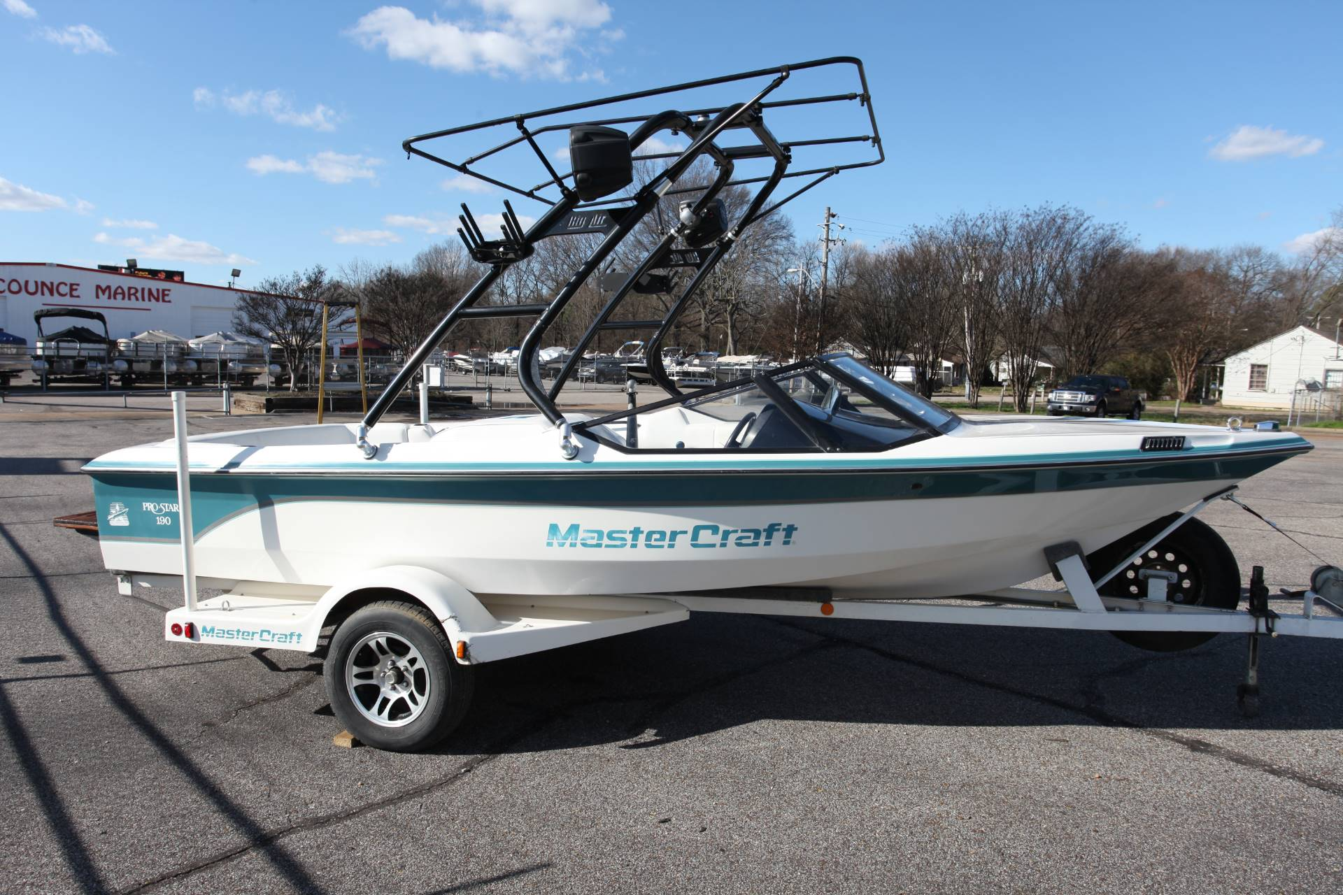 1988 Mastercraft PROSTAR 190 in Memphis, Tennessee - Photo 3