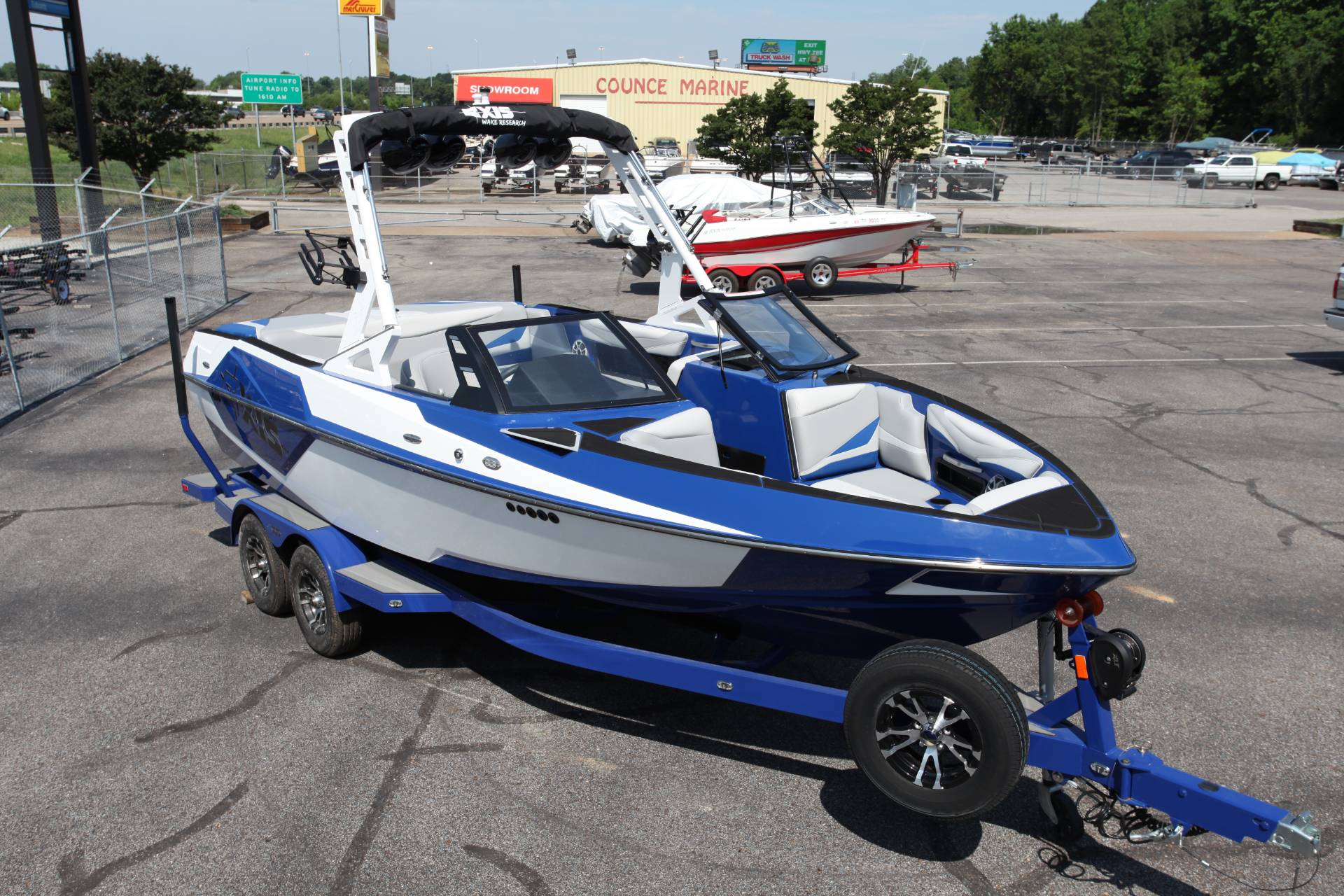2018 Axis T22 in Memphis, Tennessee
