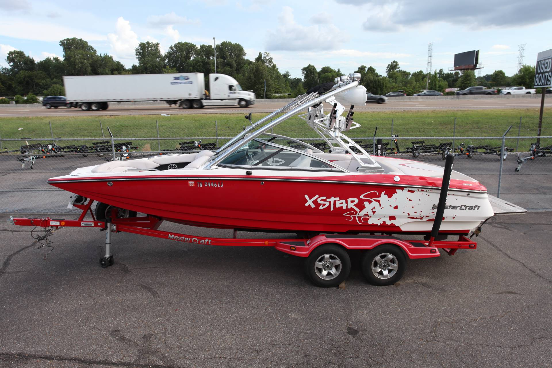 2006 Mastercraft XStar in Memphis, Tennessee - Photo 1