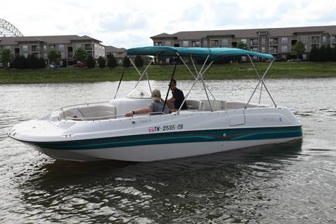 1996 Four Winns Candia 214 FS in Memphis, Tennessee