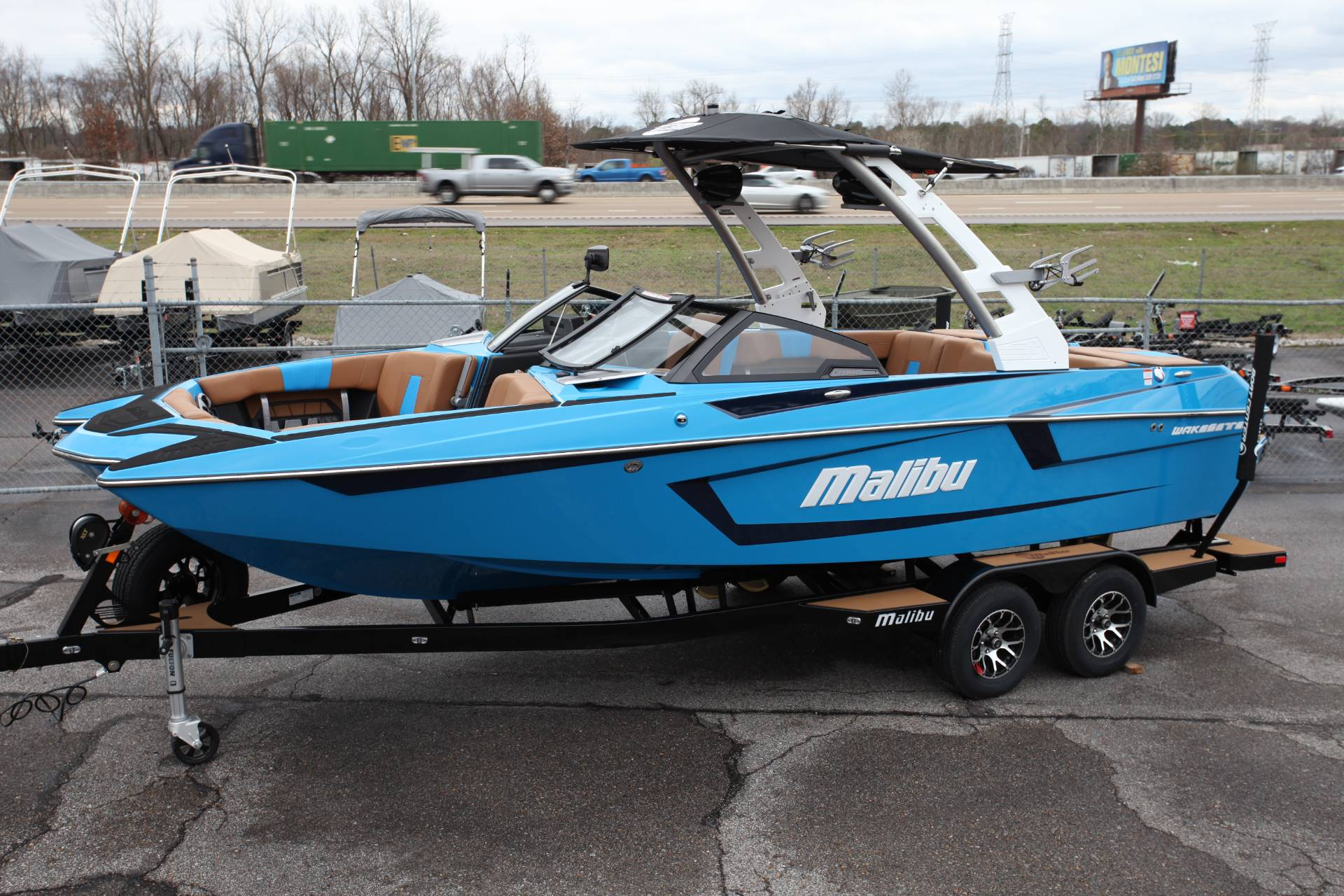 2020 Malibu Wakesetter 23 MXZ in Memphis, Tennessee - Photo 5
