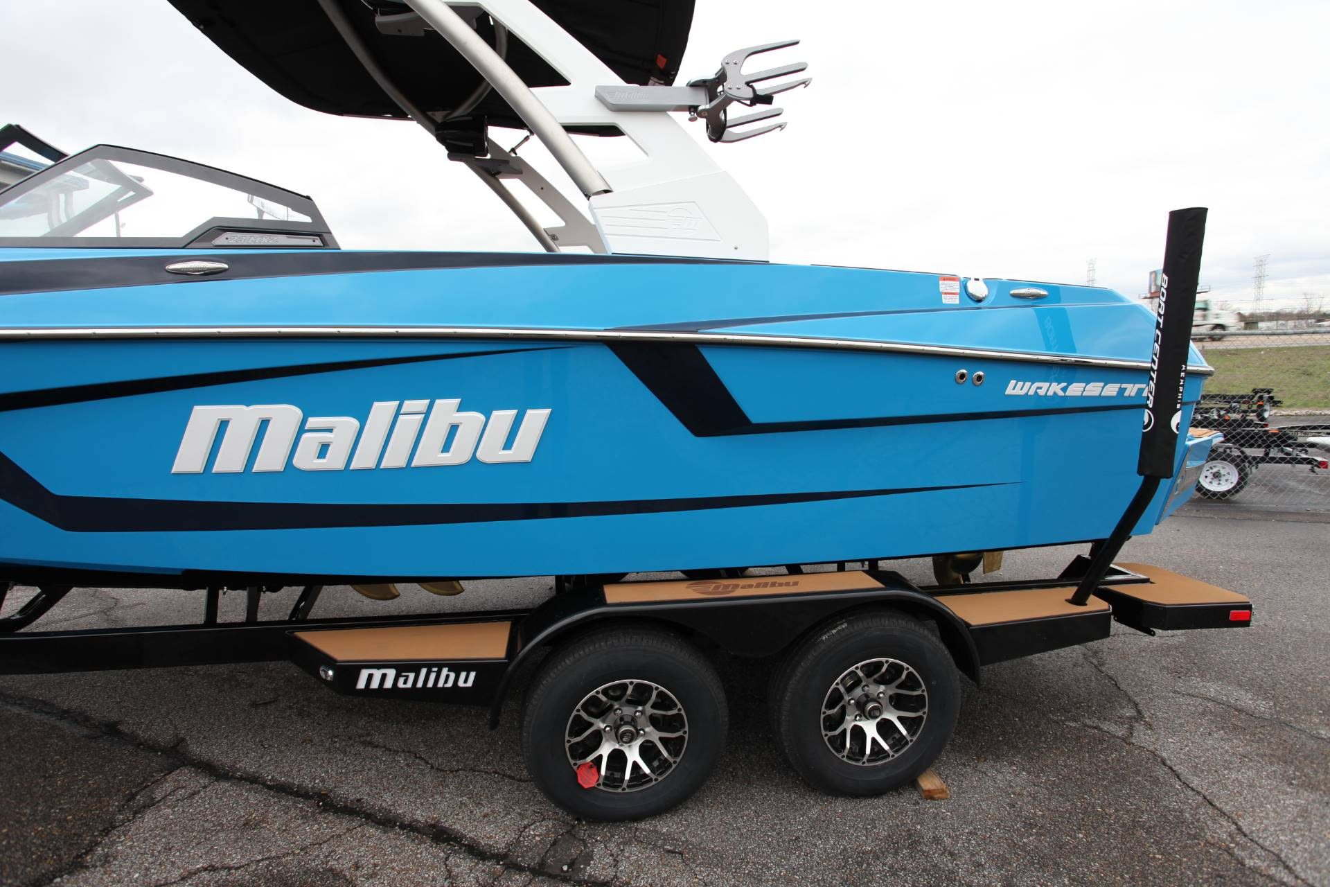2020 Malibu Wakesetter 23 MXZ in Memphis, Tennessee - Photo 8