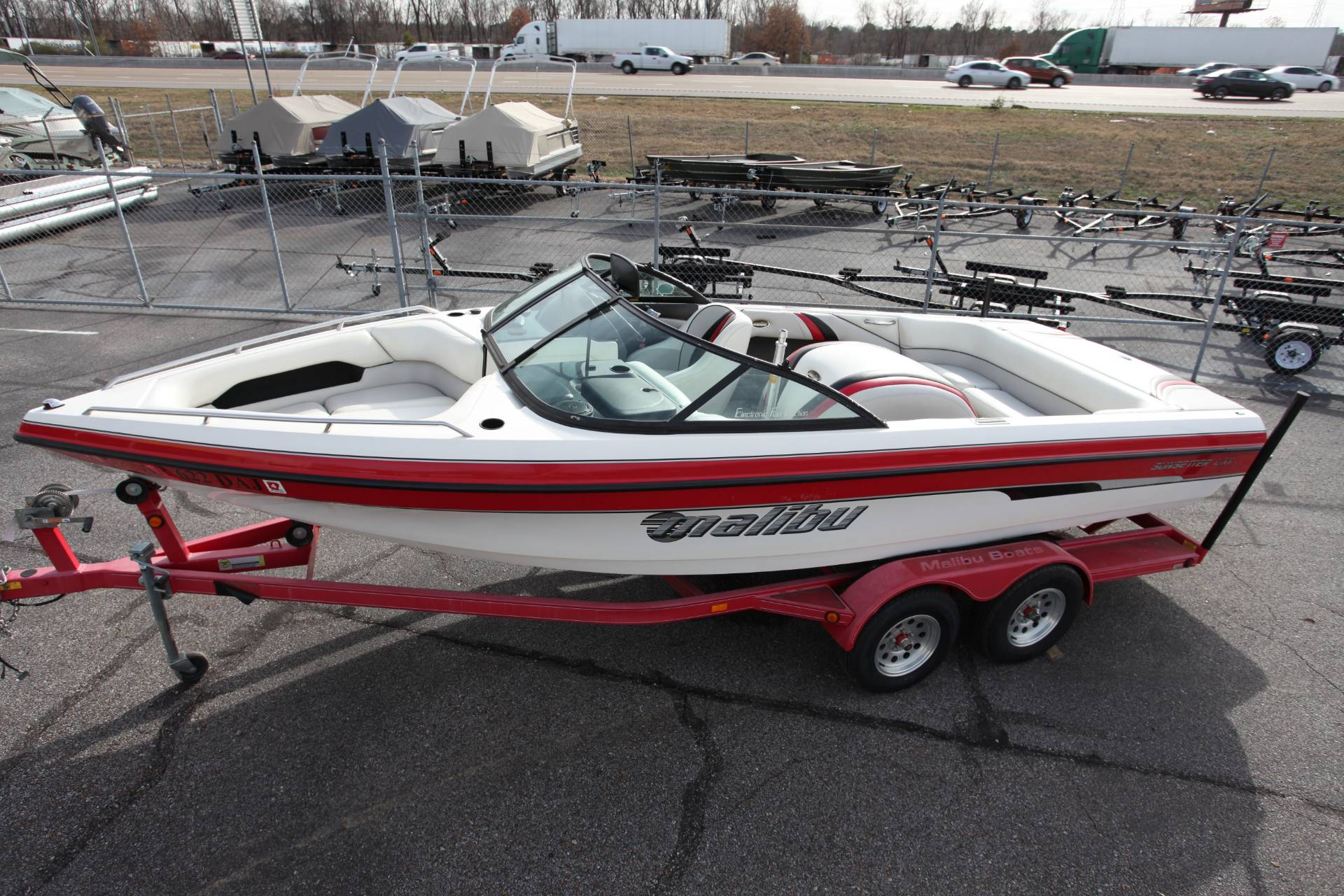2001 Malibu Sunsetter LXi in Memphis, Tennessee - Photo 8
