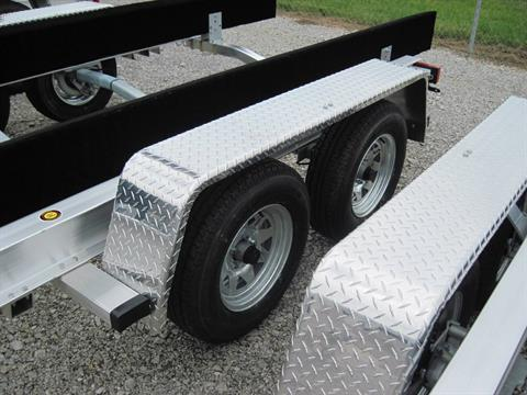 2018 Loadmaster Trailer 2426-7TD Brakes in Memphis, Tennessee
