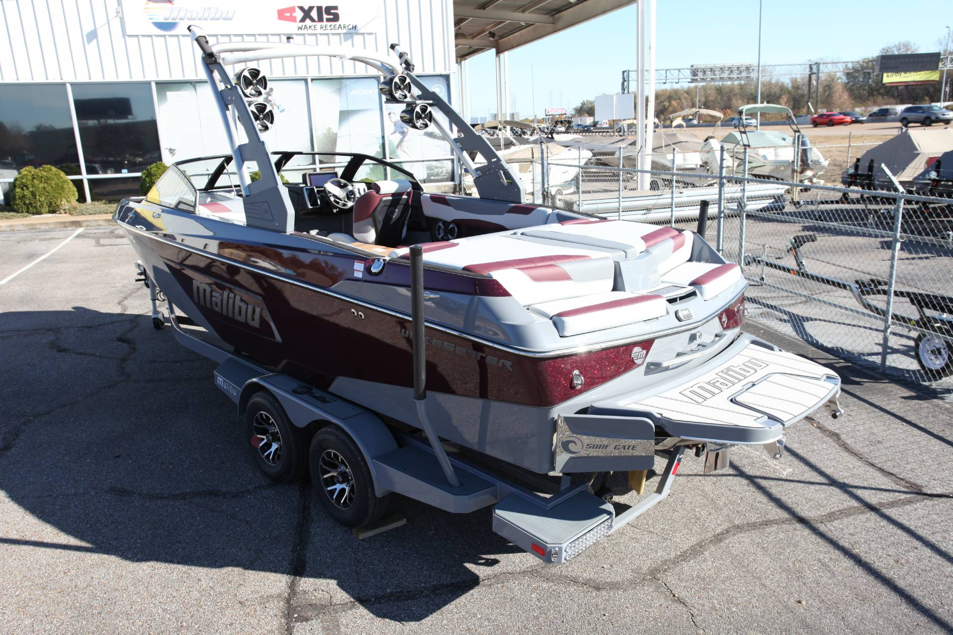 2020 Malibu Wakesetter 23 LSV in Memphis, Tennessee - Photo 3