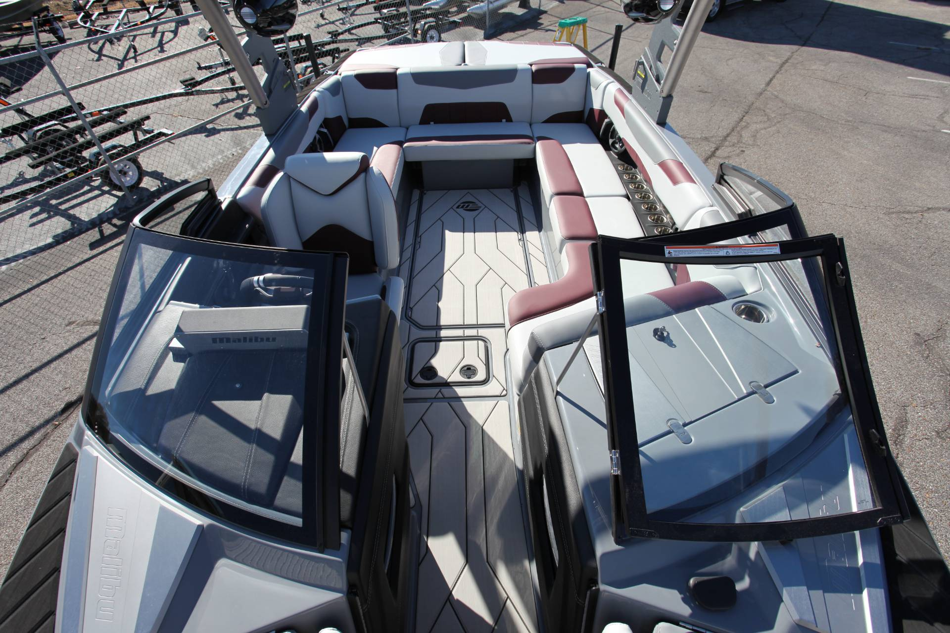 2020 Malibu Wakesetter 23 LSV in Memphis, Tennessee - Photo 18